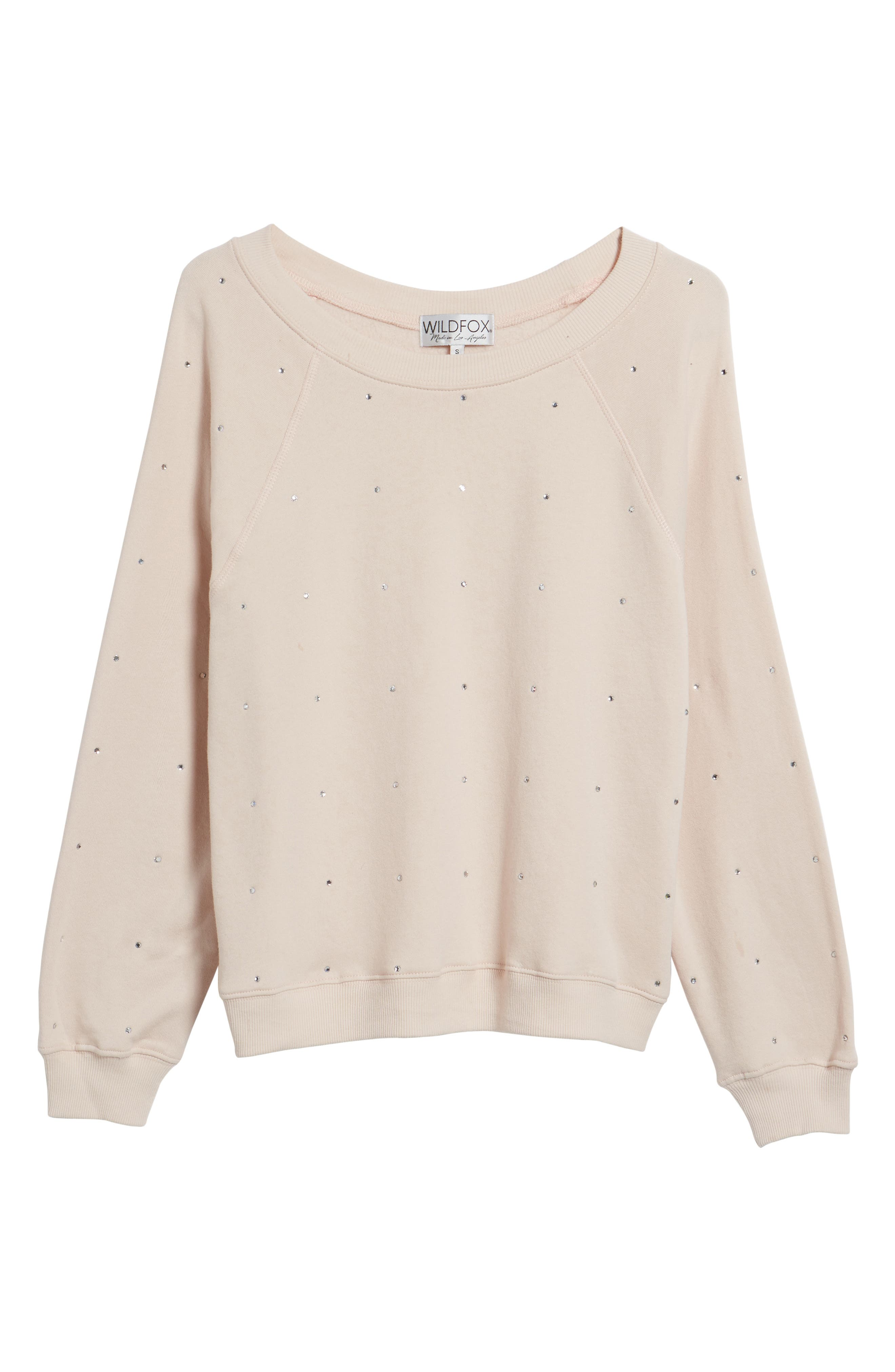 Glitz Sweatshirt,                             Alternate thumbnail 6, color,                             530