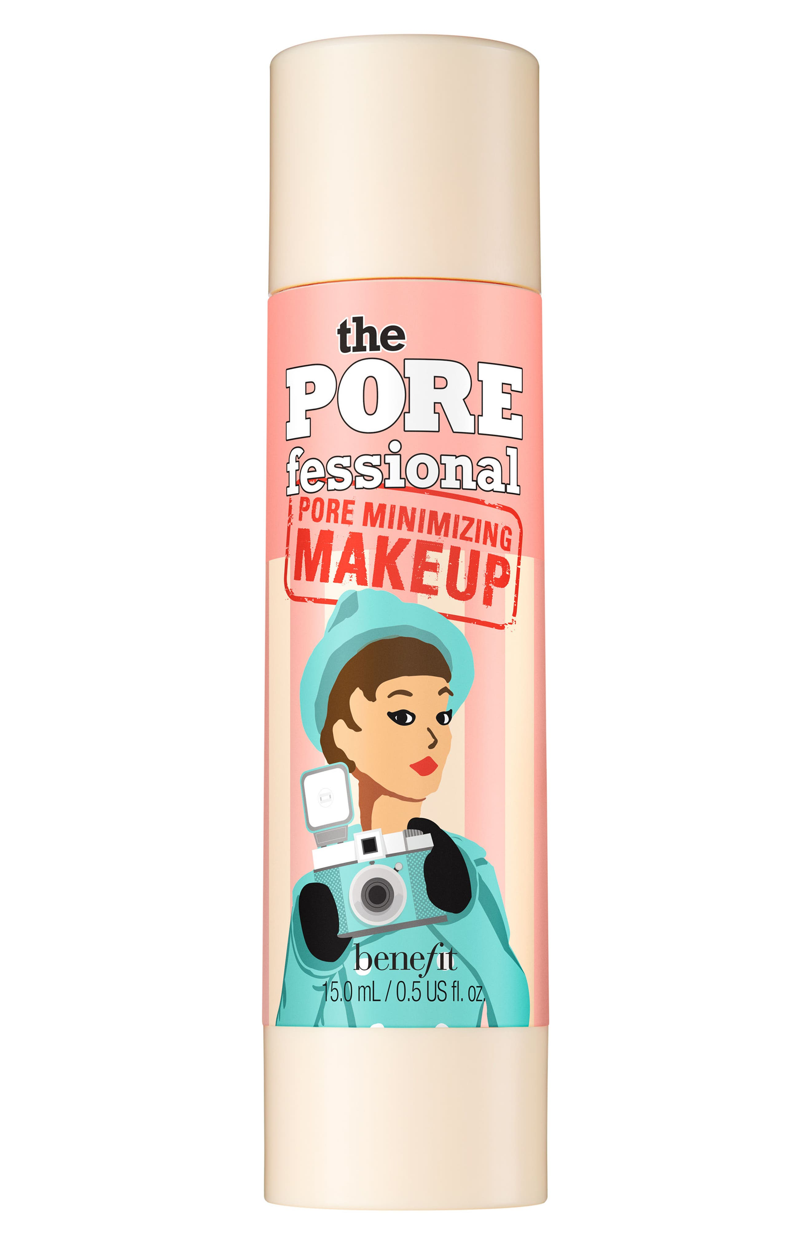 Benefit The POREfessional Pore Minimizing Makeup,                             Alternate thumbnail 2, color,                             05 MEDIUM DEEP