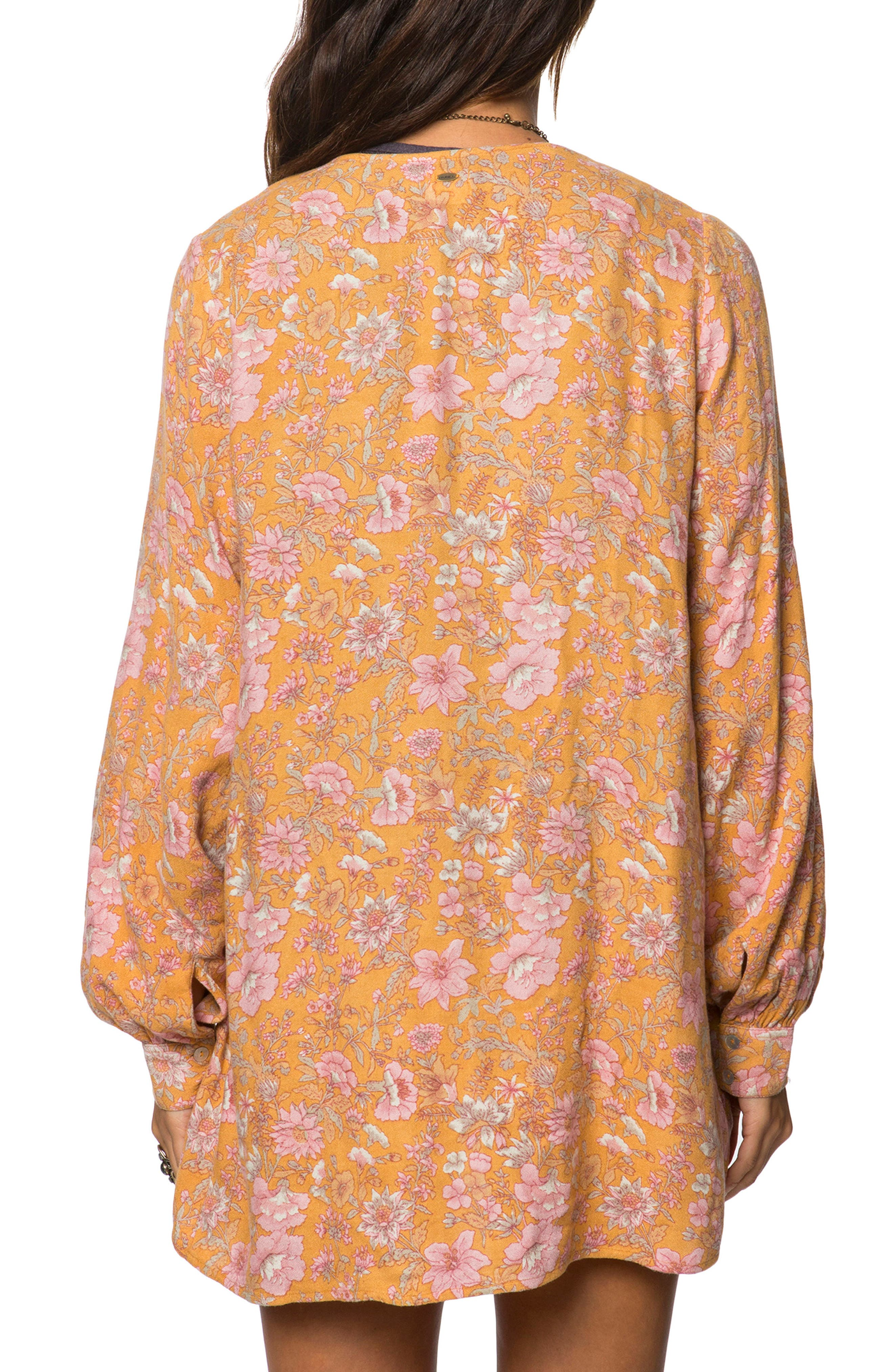 Esperanza Print Kimono,                             Alternate thumbnail 2, color,