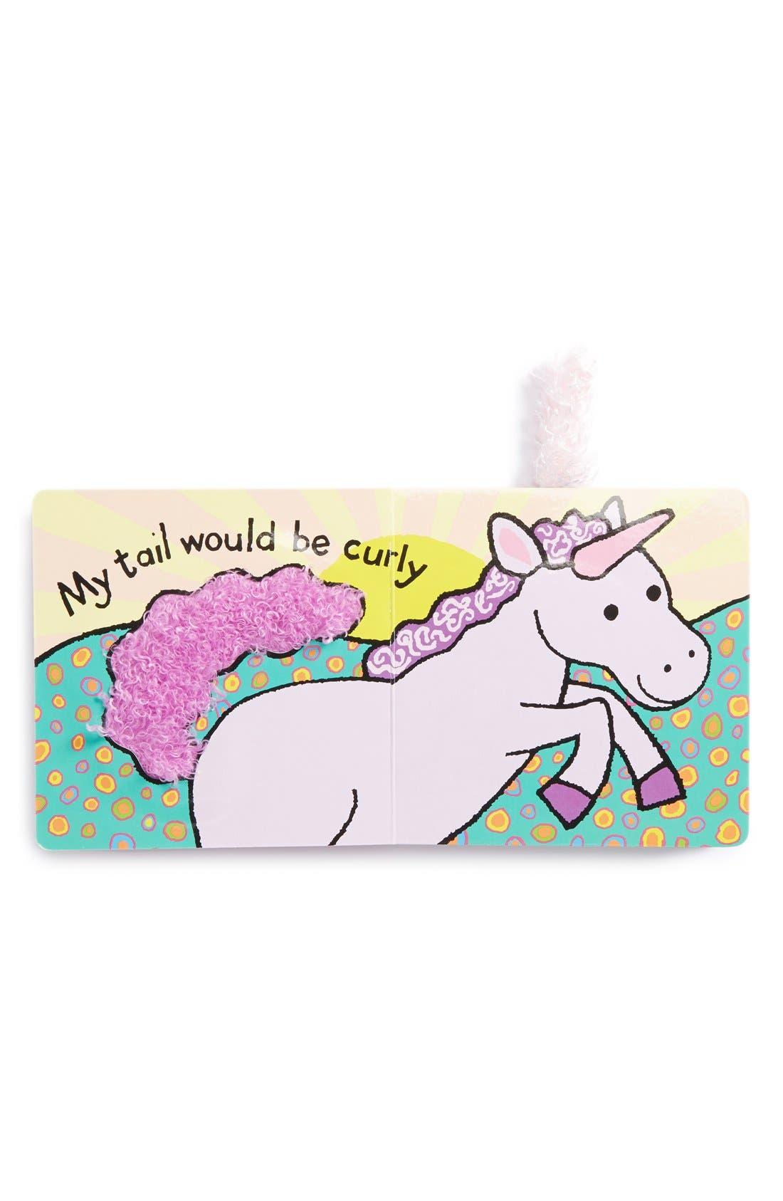 JELLYCAT,                             'If I Were a Unicorn' Board Book,                             Alternate thumbnail 2, color,                             000