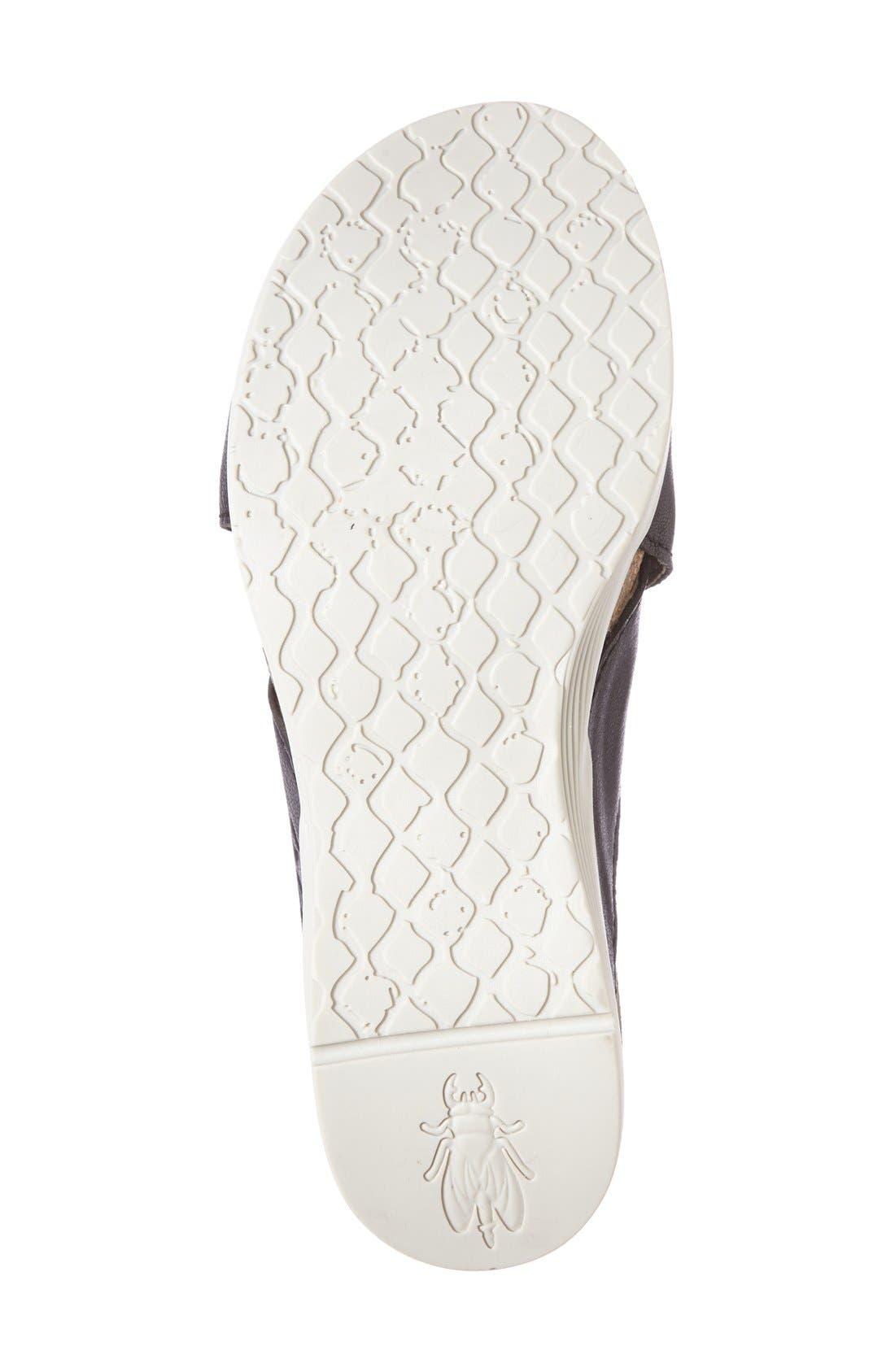 Wary Platform Sandal,                             Alternate thumbnail 8, color,                             001
