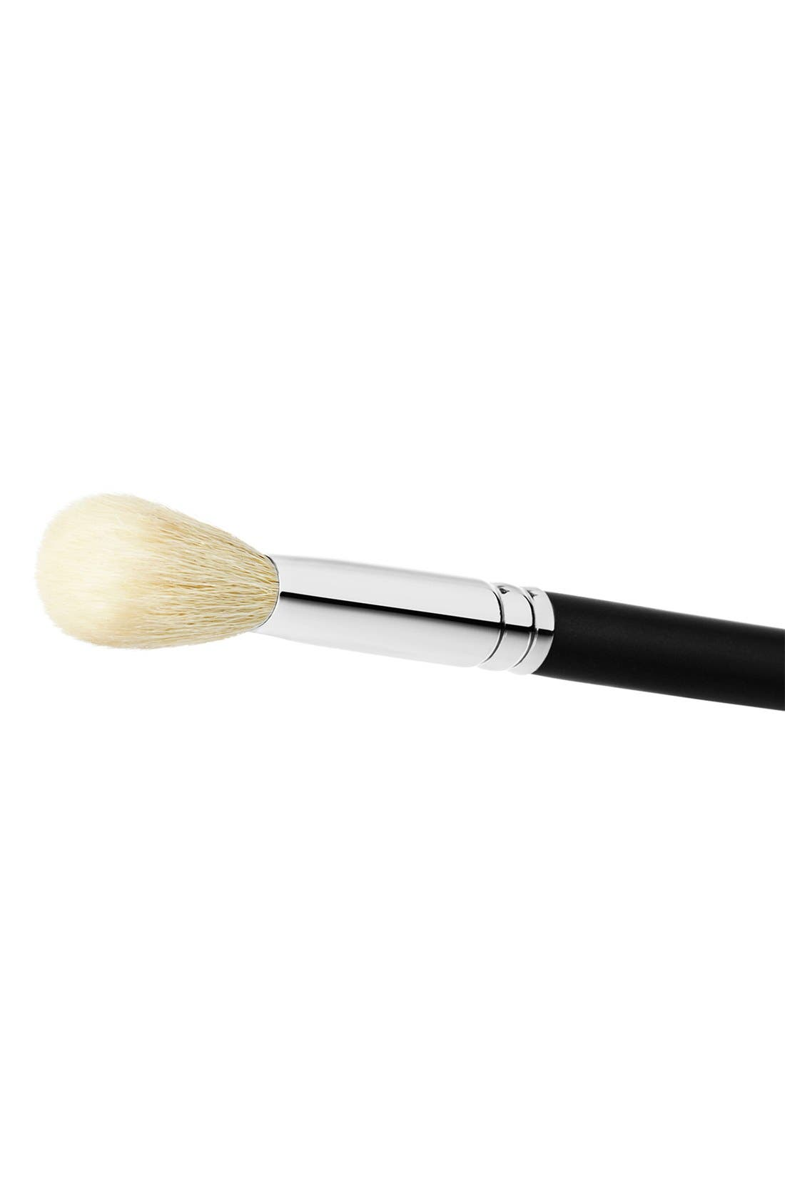 MAC 168 Large Angled Contour Brush,                             Alternate thumbnail 5, color,                             000