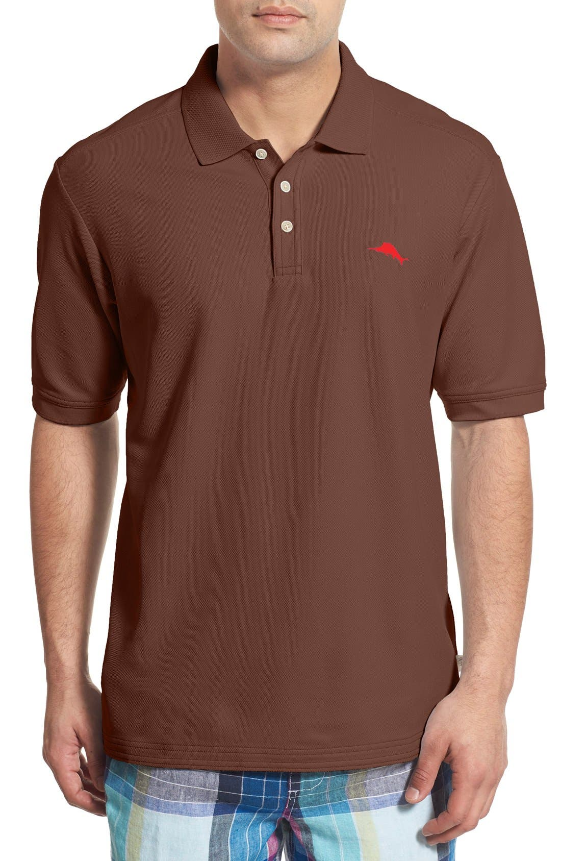 'The Emfielder' Original Fit Piqué Polo,                             Main thumbnail 32, color,