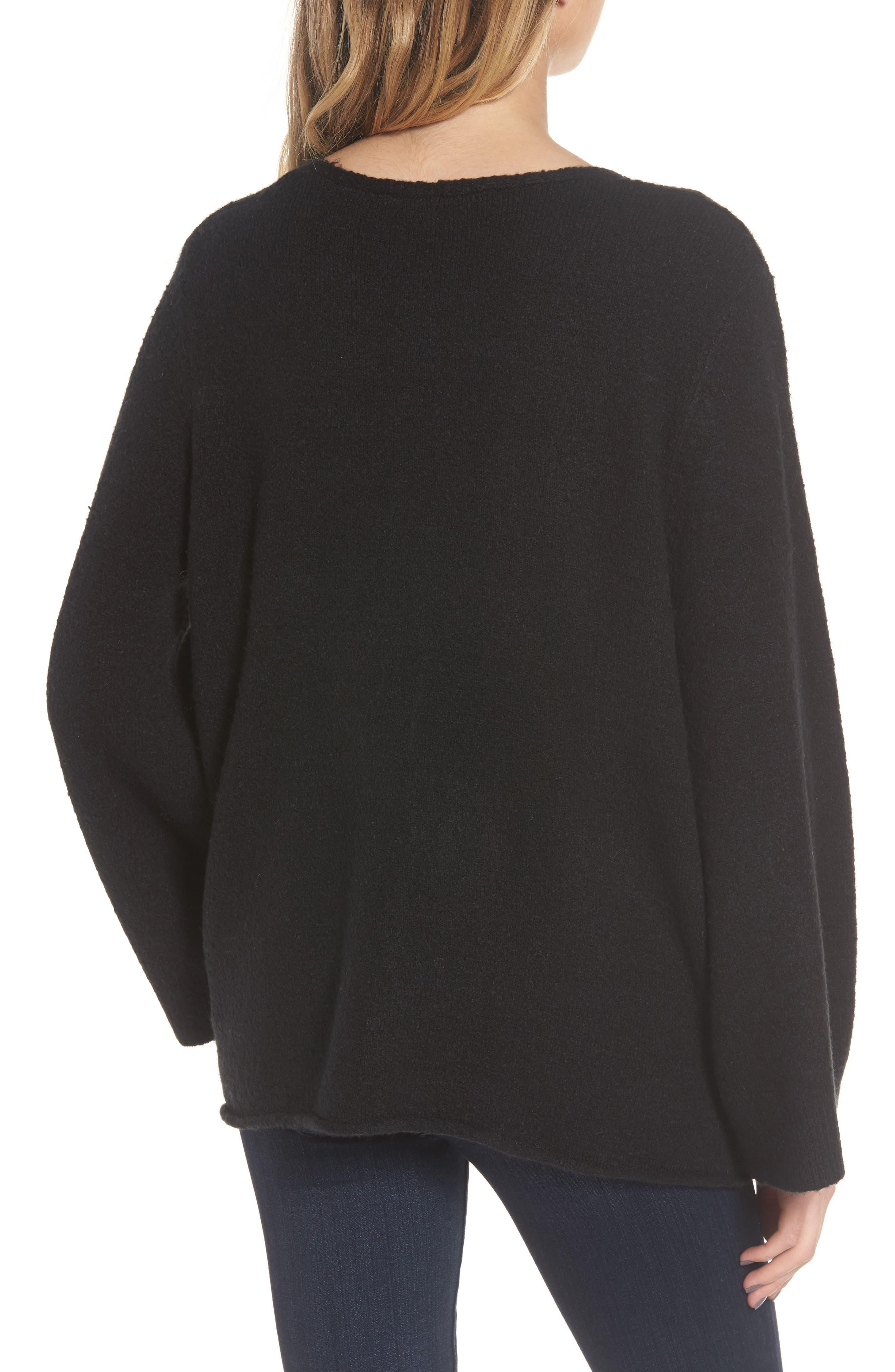 Urban Flossy Sweater,                             Alternate thumbnail 5, color,