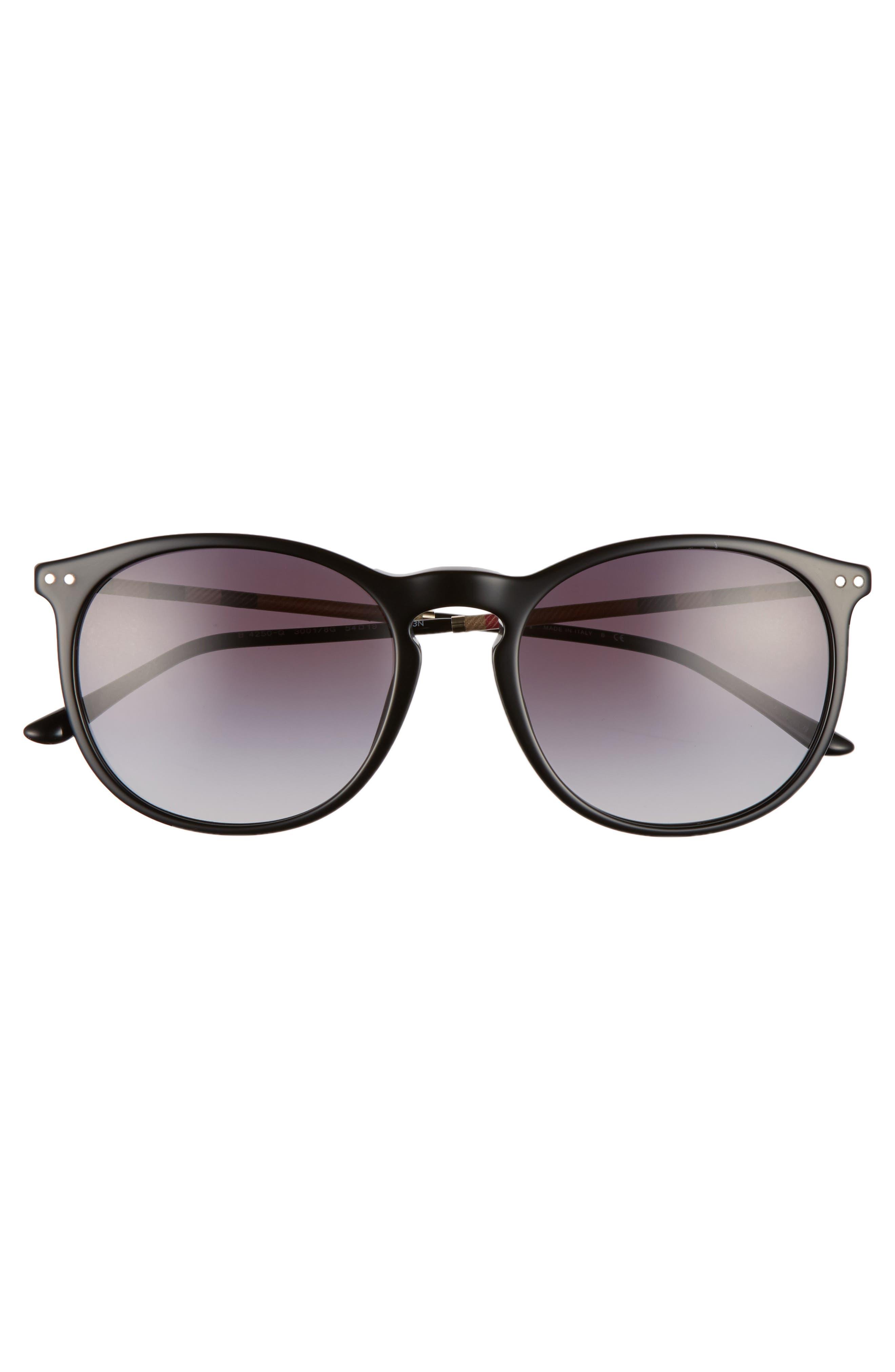 54mm Sunglasses,                             Alternate thumbnail 3, color,                             001