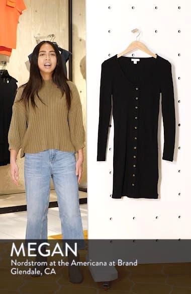 Plain Ribbed Minidress, sales video thumbnail