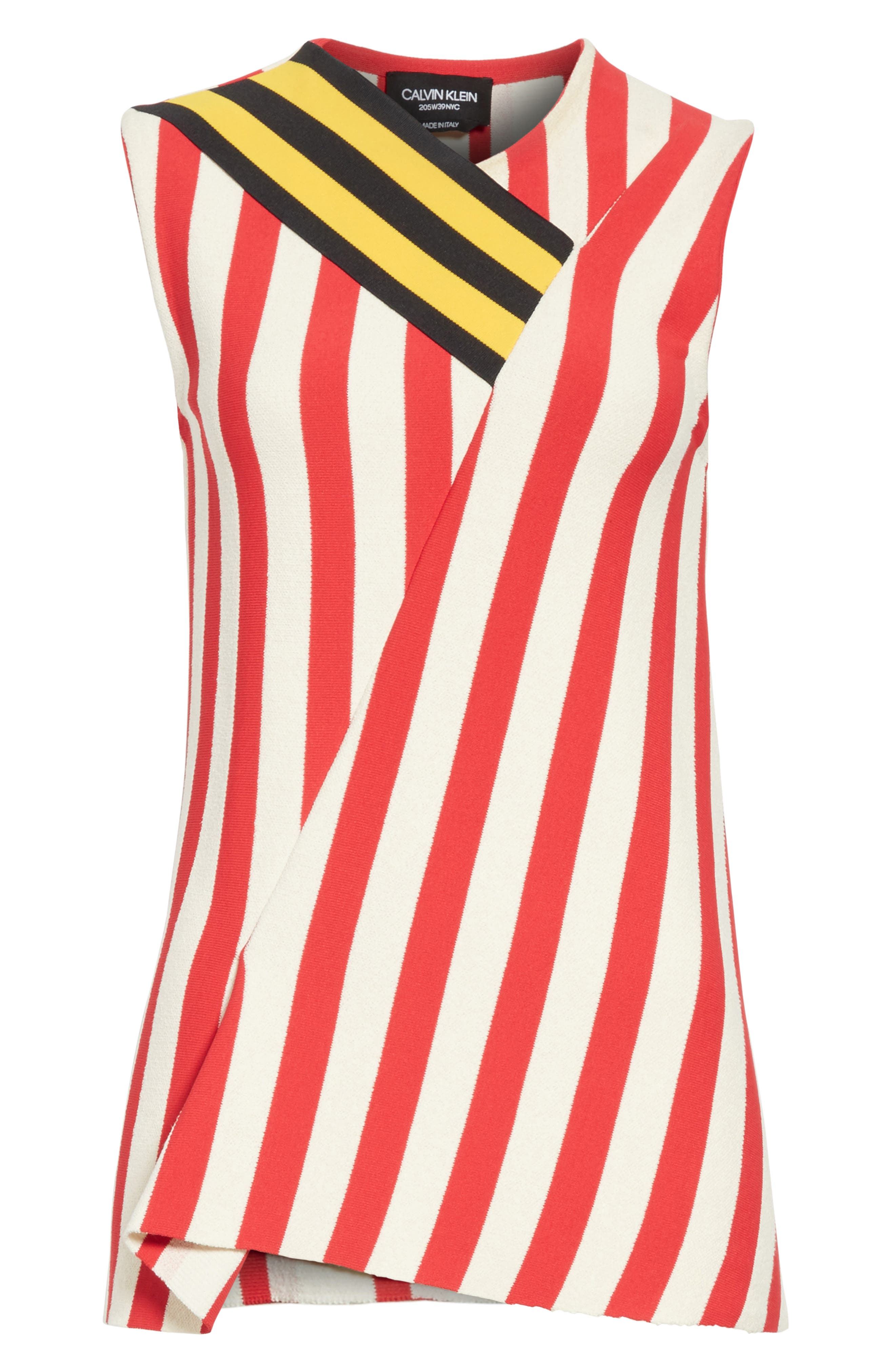 Stripe Top,                             Alternate thumbnail 6, color,                             600