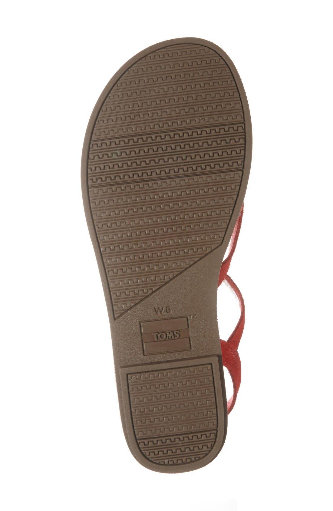 'Lexie' Sandal,                             Alternate thumbnail 52, color,