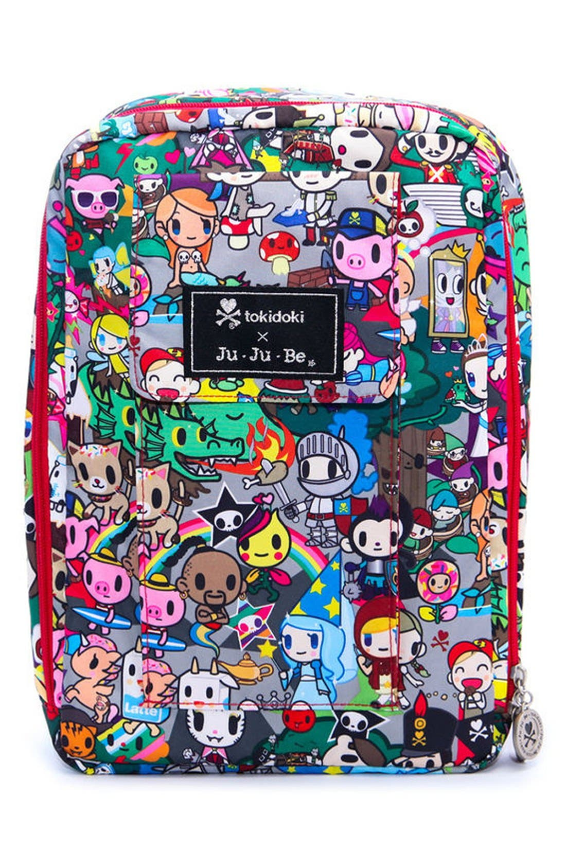 tokidoki x Ju-Ju-Be 'Mini Be' Backpack,                             Main thumbnail 1, color,                             603