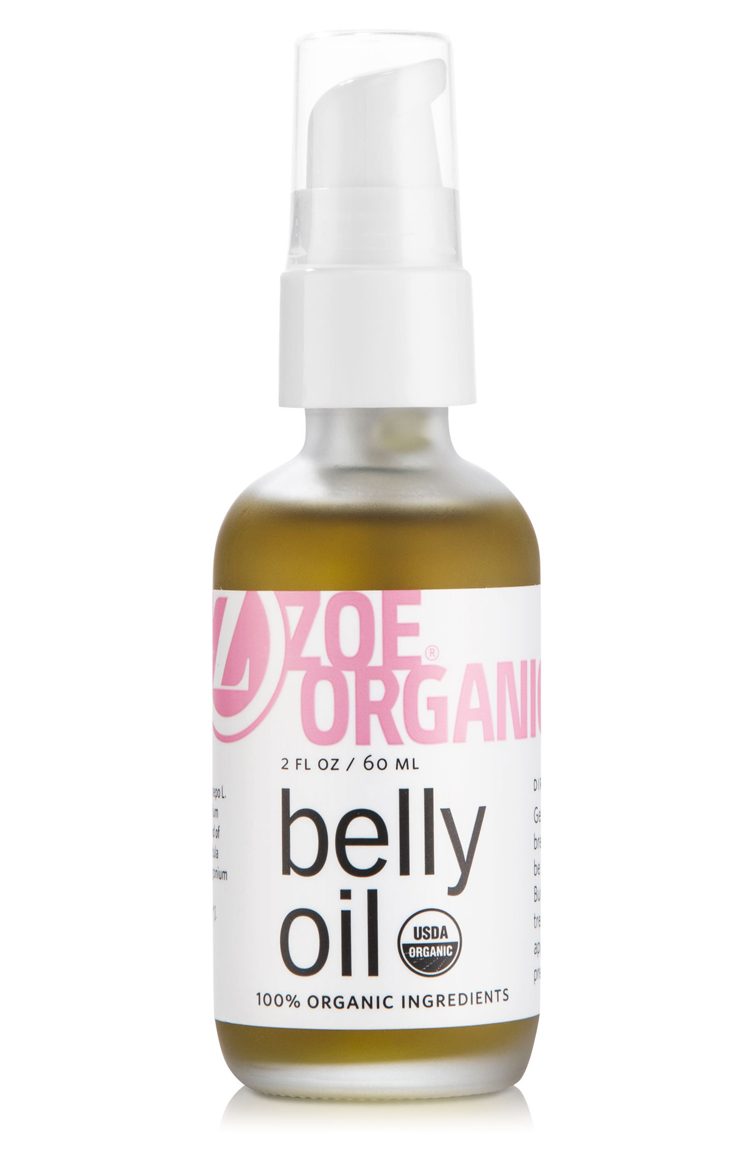 Belly Oil,                             Main thumbnail 1, color,                             WHITE