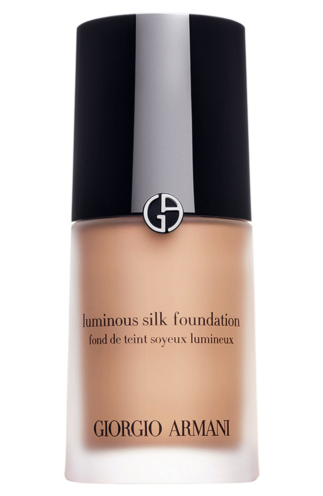 Luminous Silk Foundation,                             Main thumbnail 1, color,                             NO. 02