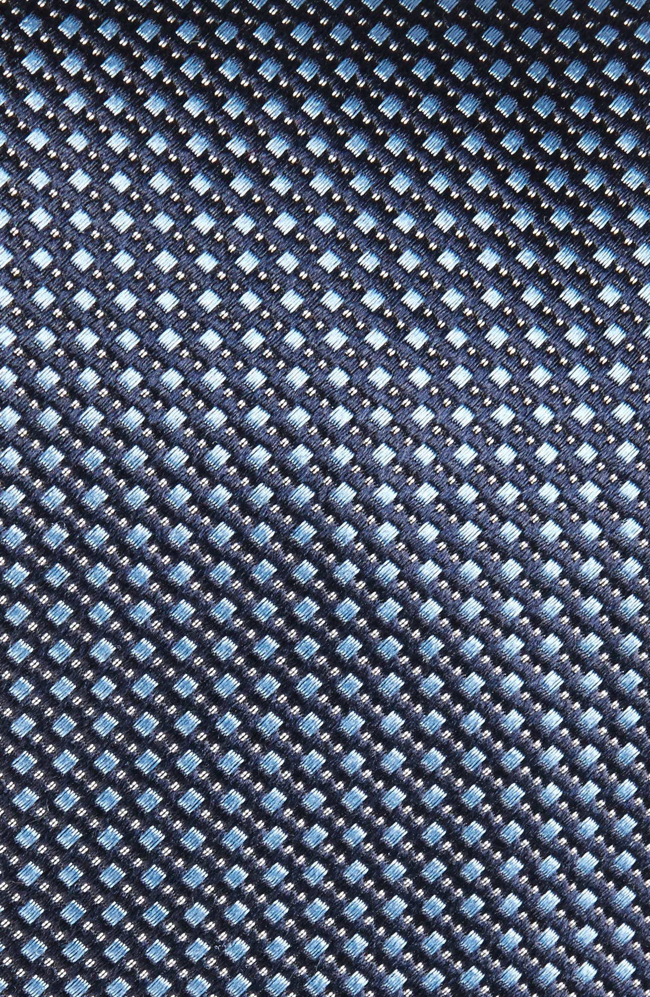 Geometric Silk Tie,                             Alternate thumbnail 2, color,                             412