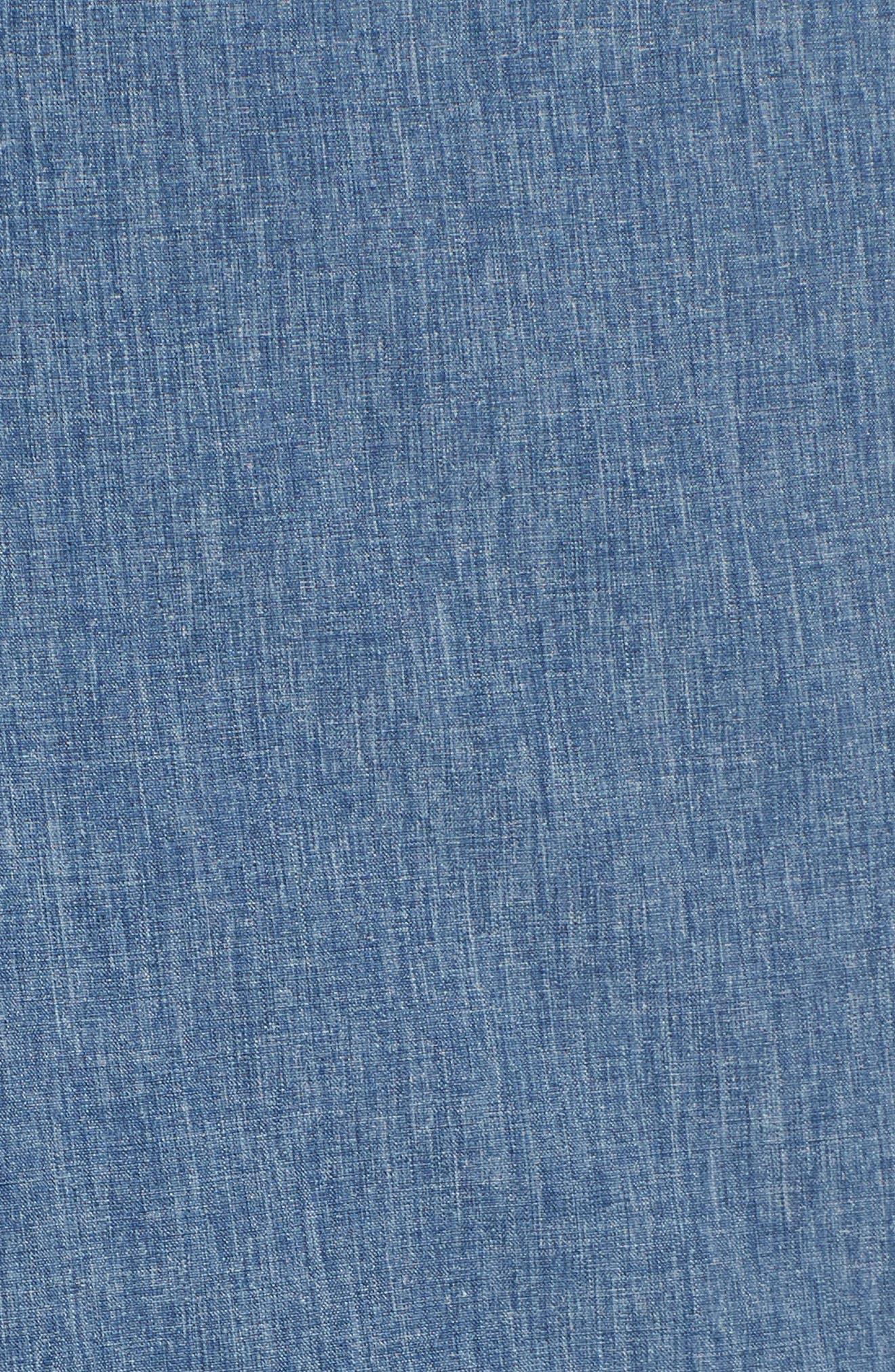 Salty Dog Hybrid Shorts,                             Alternate thumbnail 5, color,                             DEEP SEA