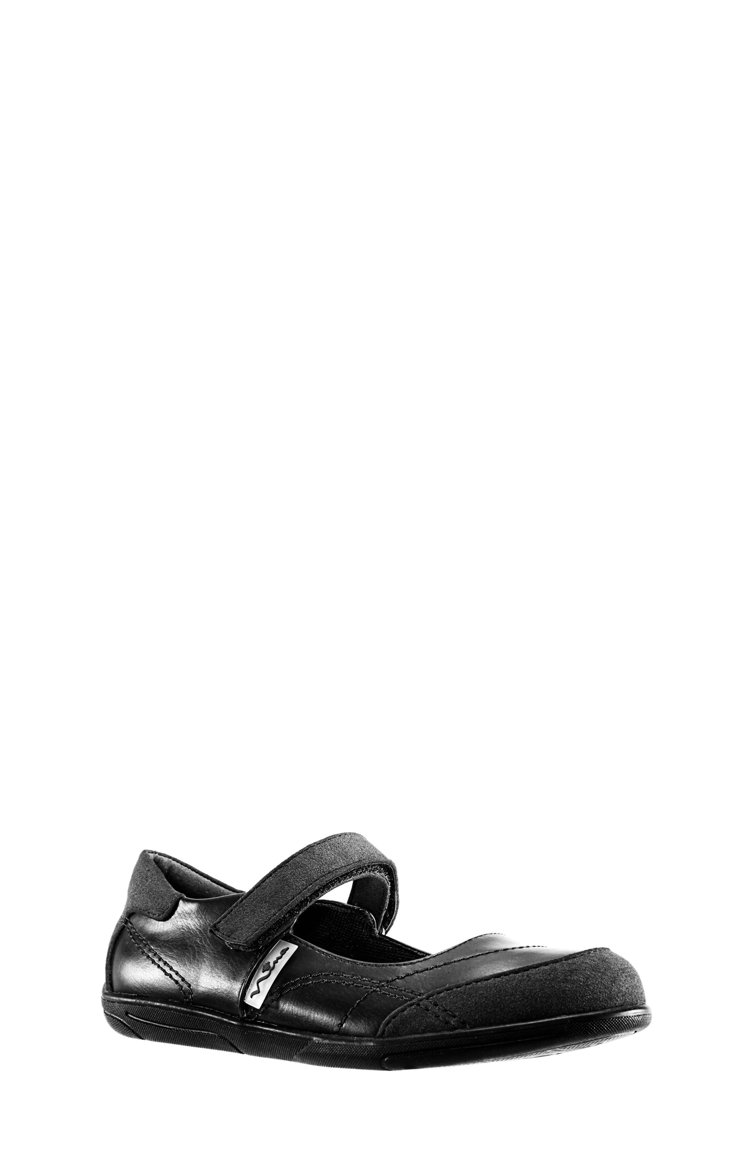 Alannah Mary Jane,                         Main,                         color, BLACK SMOOTH