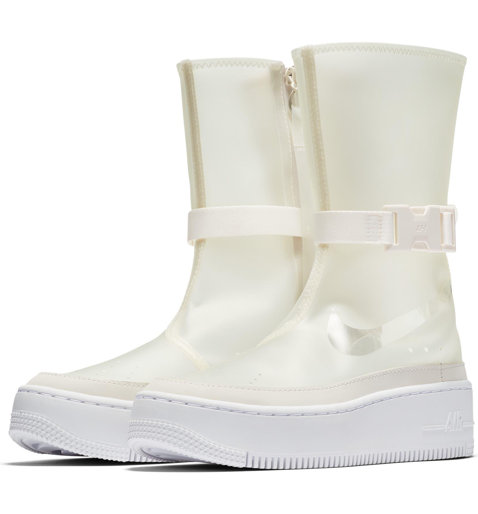 Nike Air Force 1 Sage High Platform Sneaker (Women)  c929529f9a