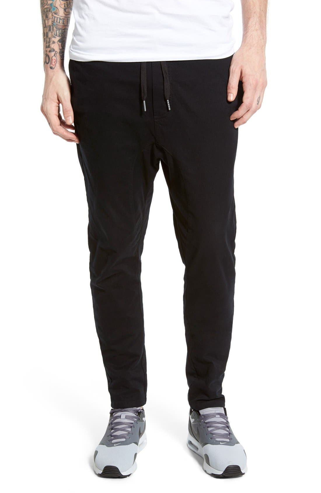 Salerno Stretch Woven Jogger Pants,                         Main,                         color,