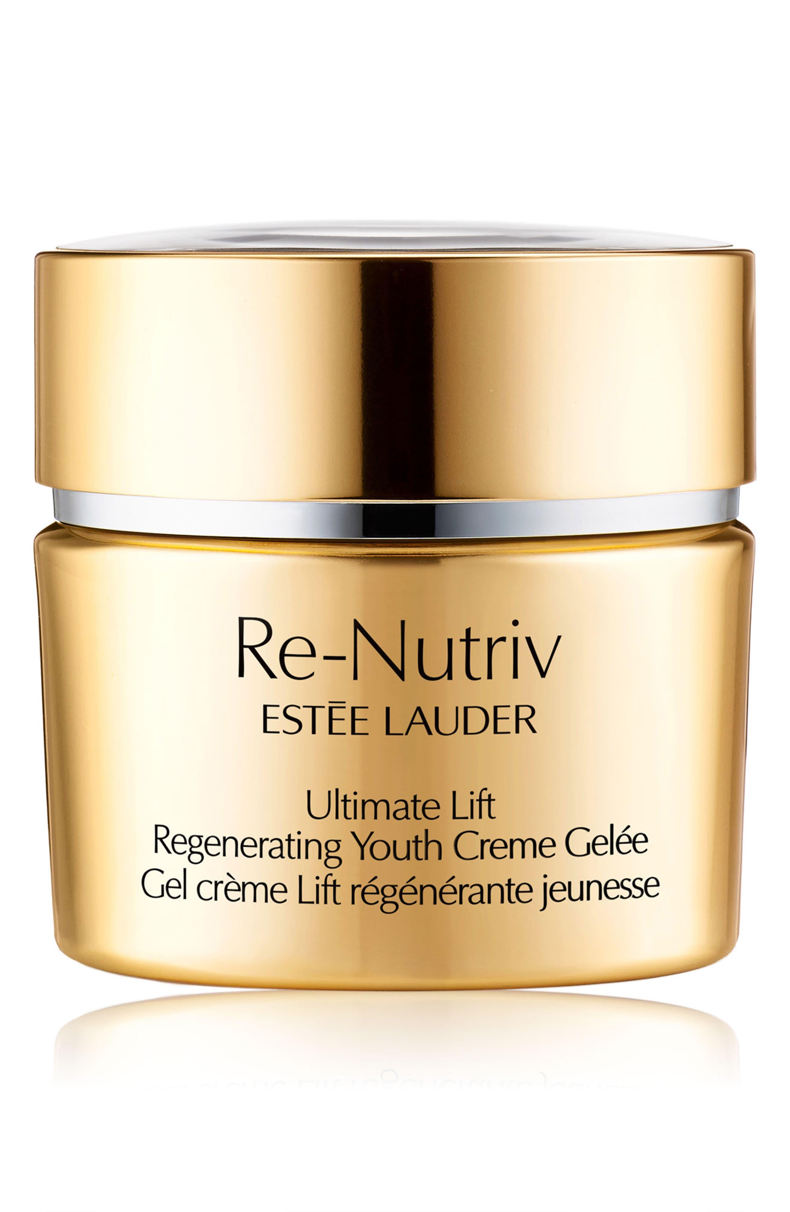 ESTÉE LAUDER Re-Nutriv Ultimate Lift Regenerating Youth Creme Gelée, Main, color, NO COLOR