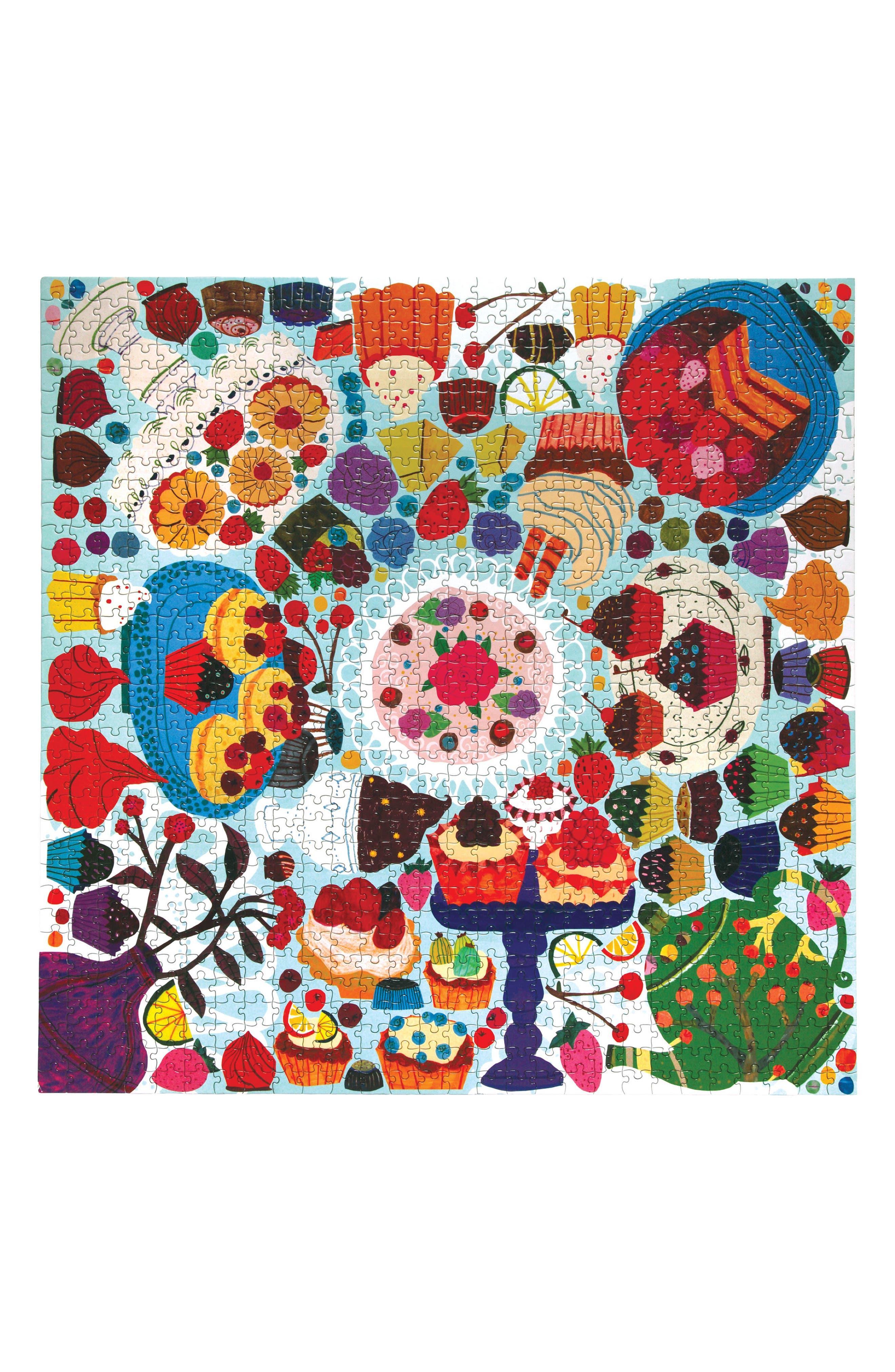 Desserts 1008-Piece Puzzle,                             Alternate thumbnail 2, color,                             400