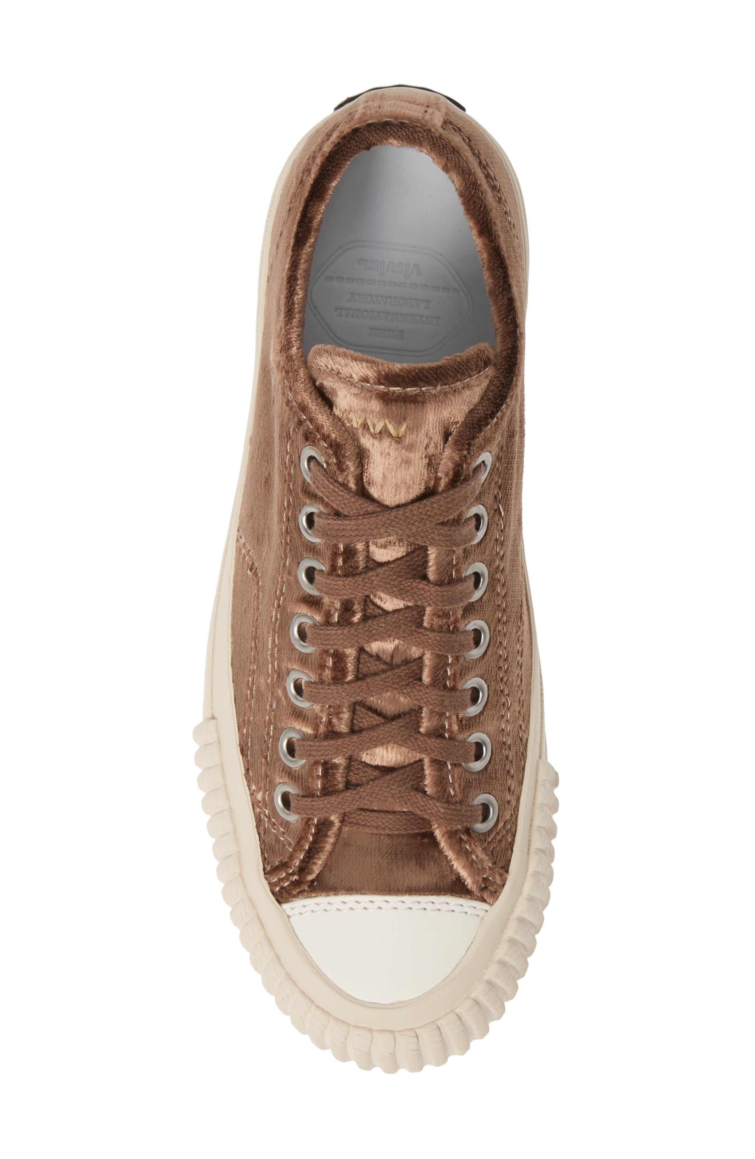 Skagway Lo Sneaker,                             Alternate thumbnail 5, color,                             BROWN