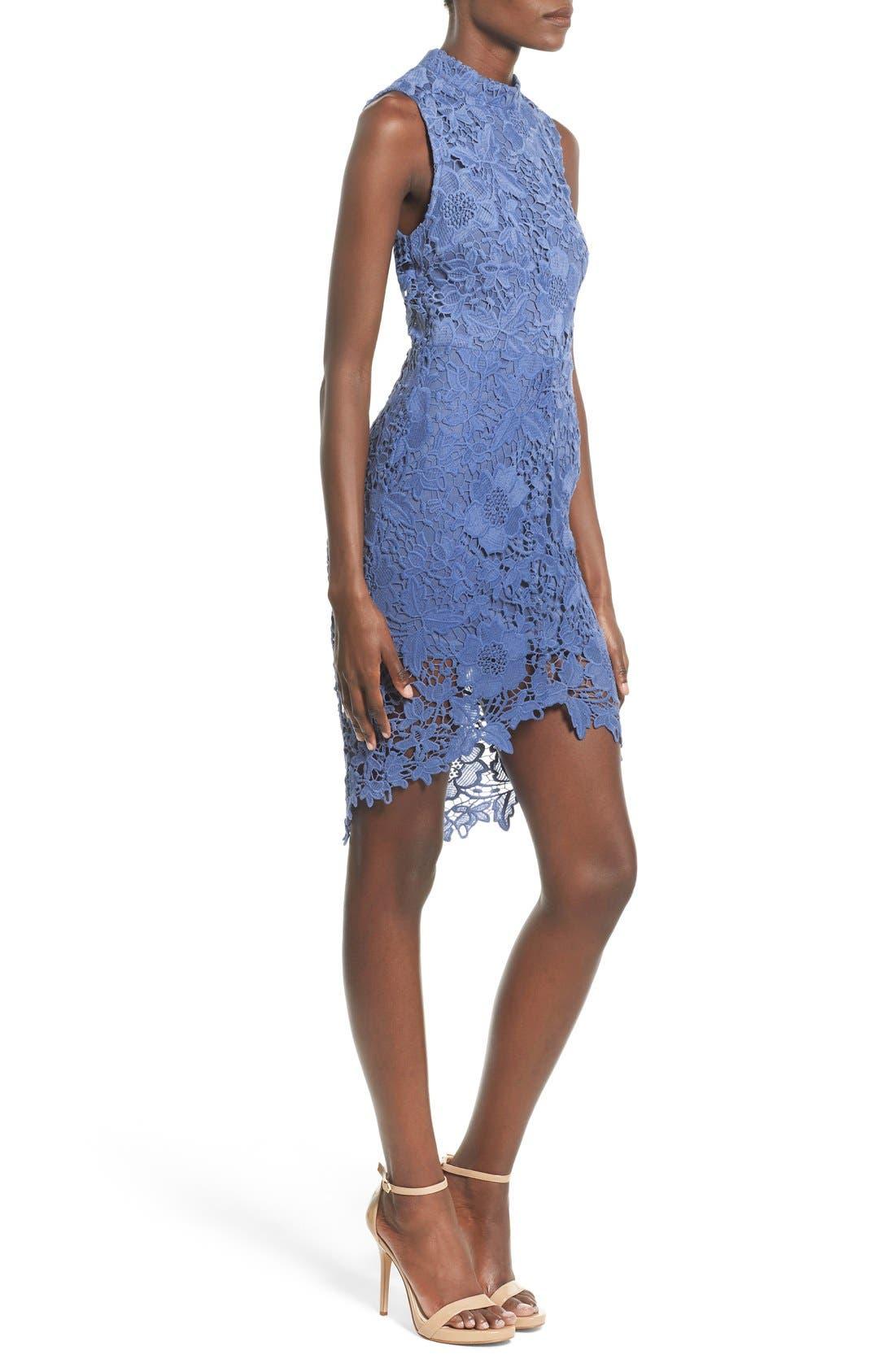 'Samantha' Lace Dress,                             Alternate thumbnail 25, color,