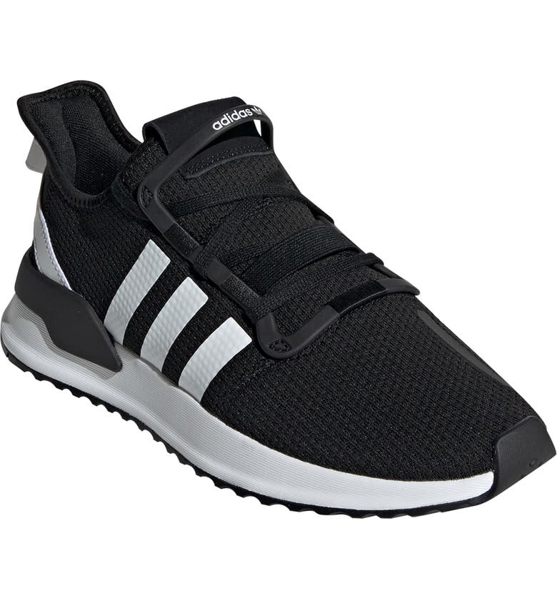 promo code 953d5 a8e78 ADIDAS U-Path Run Sneaker, Main, color, CORE BLACK  ASH GREY