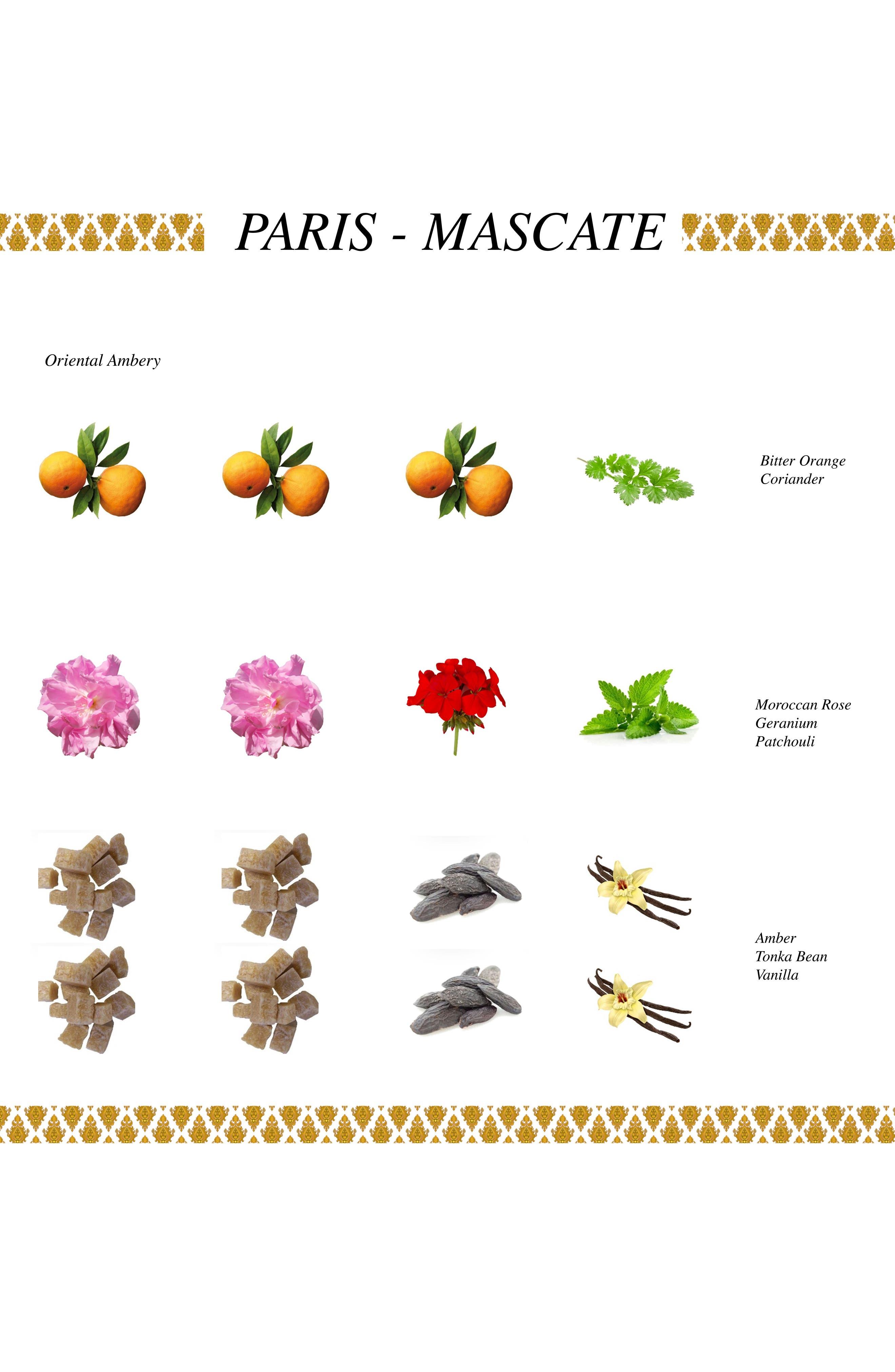 Mascate Eau de Parfum,                             Alternate thumbnail 5, color,                             NO COLOR