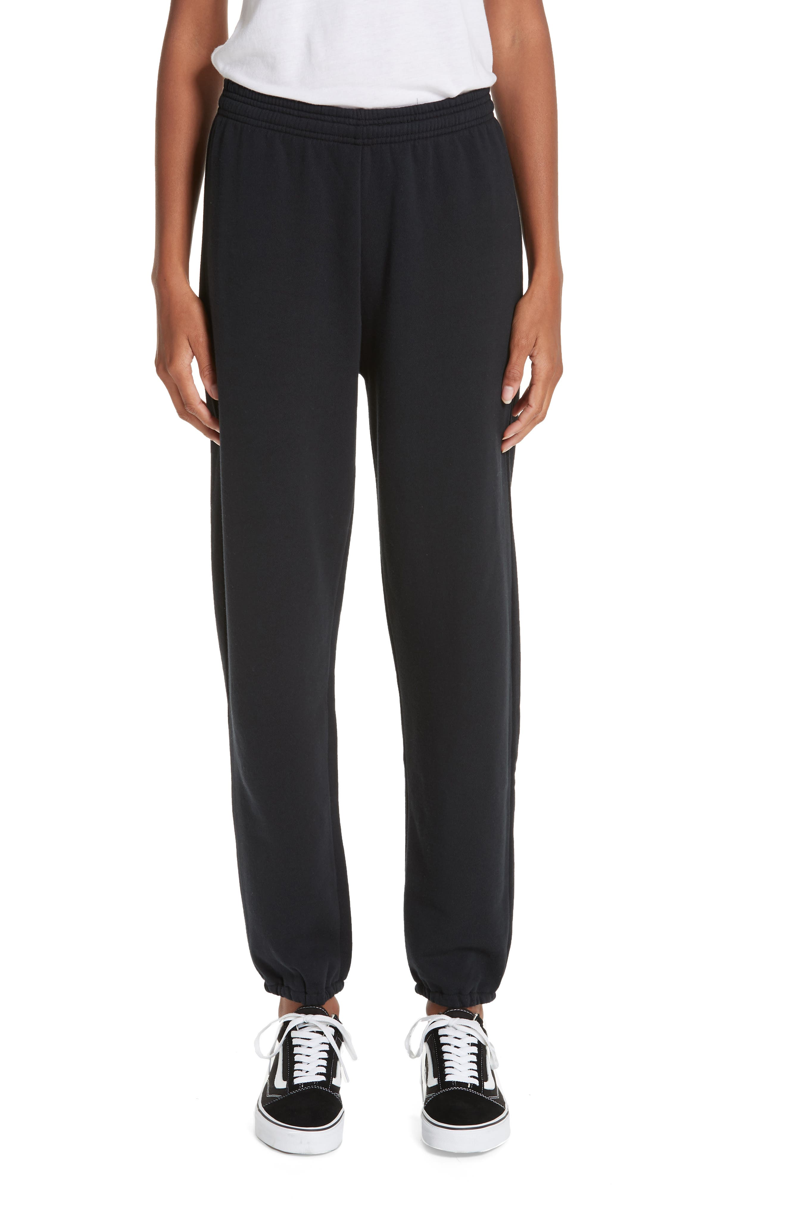 Don't Know Don't Care Jogger Pants,                         Main,                         color, 001