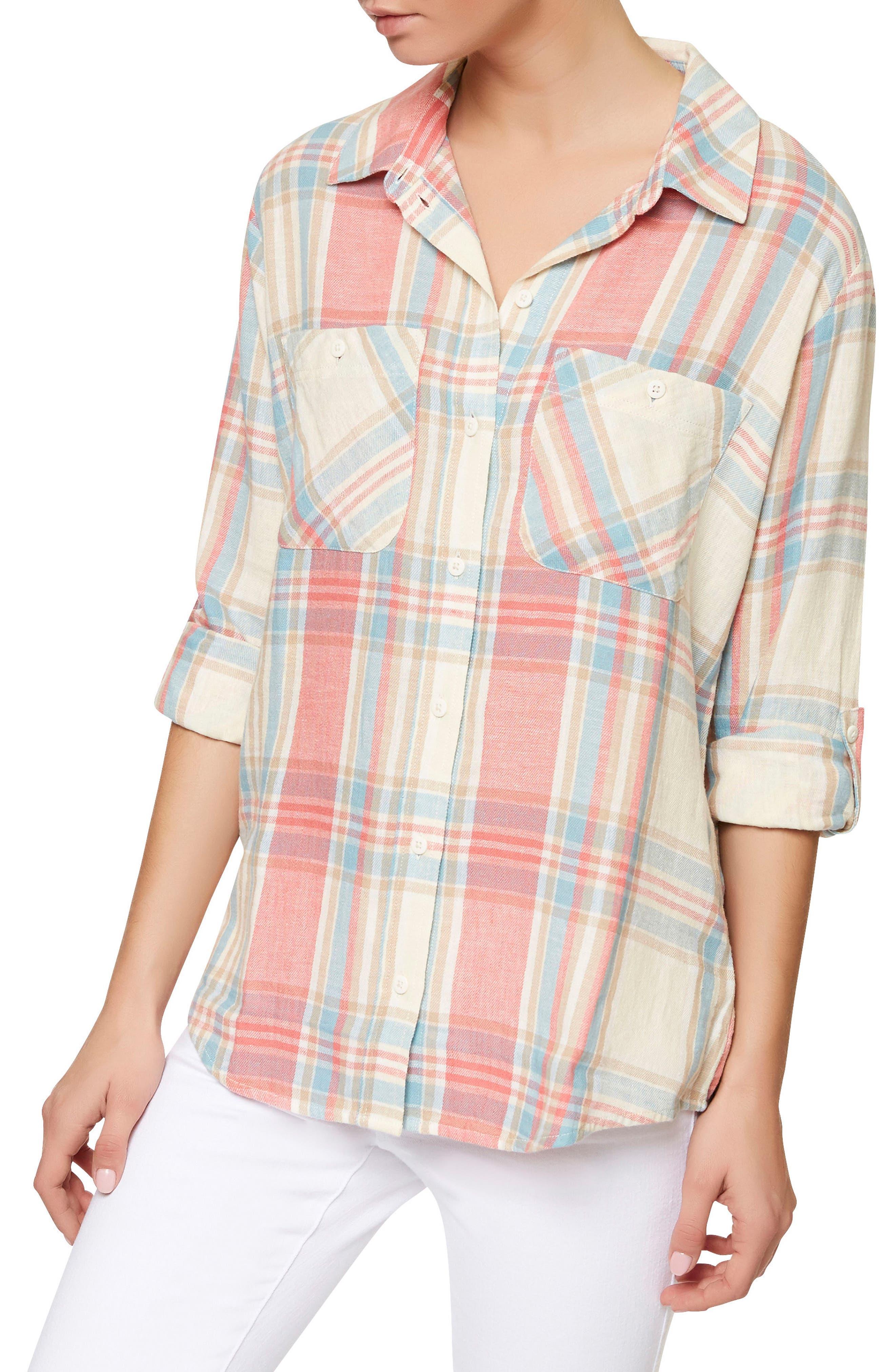 The Steady Boyfriend Shirt,                             Main thumbnail 17, color,