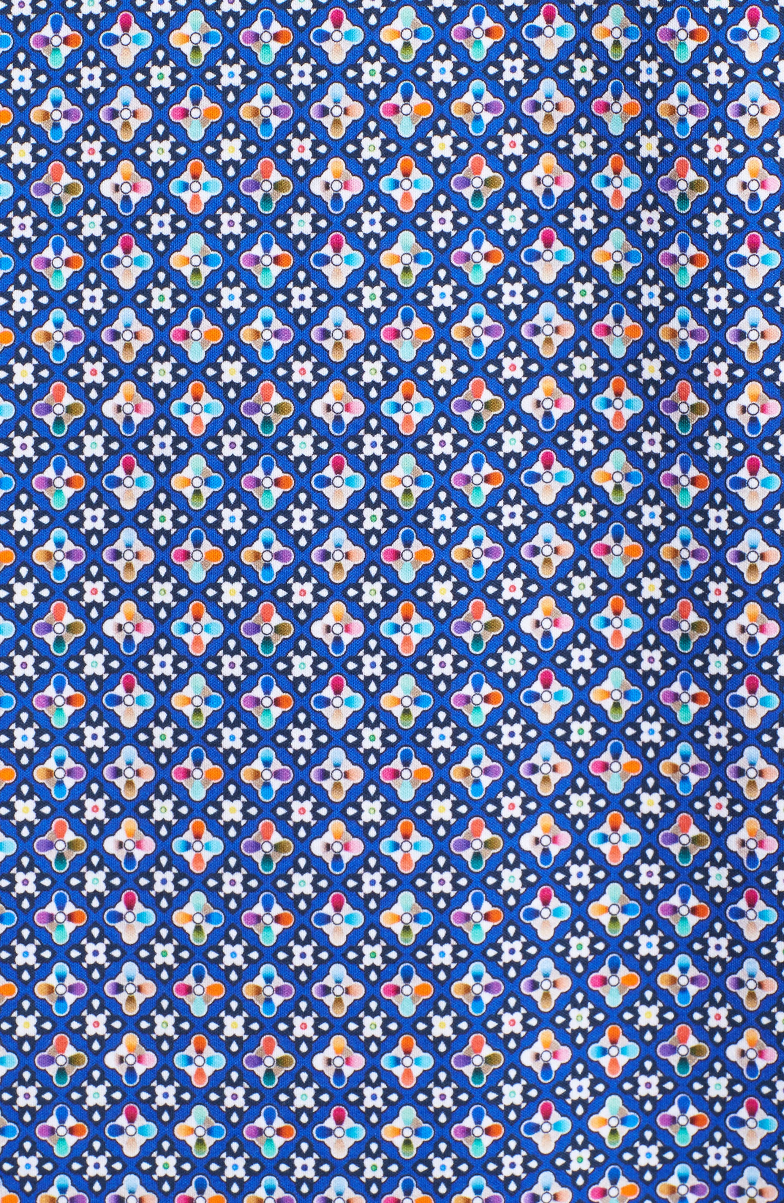Regular Fit Knit Polo,                             Alternate thumbnail 5, color,