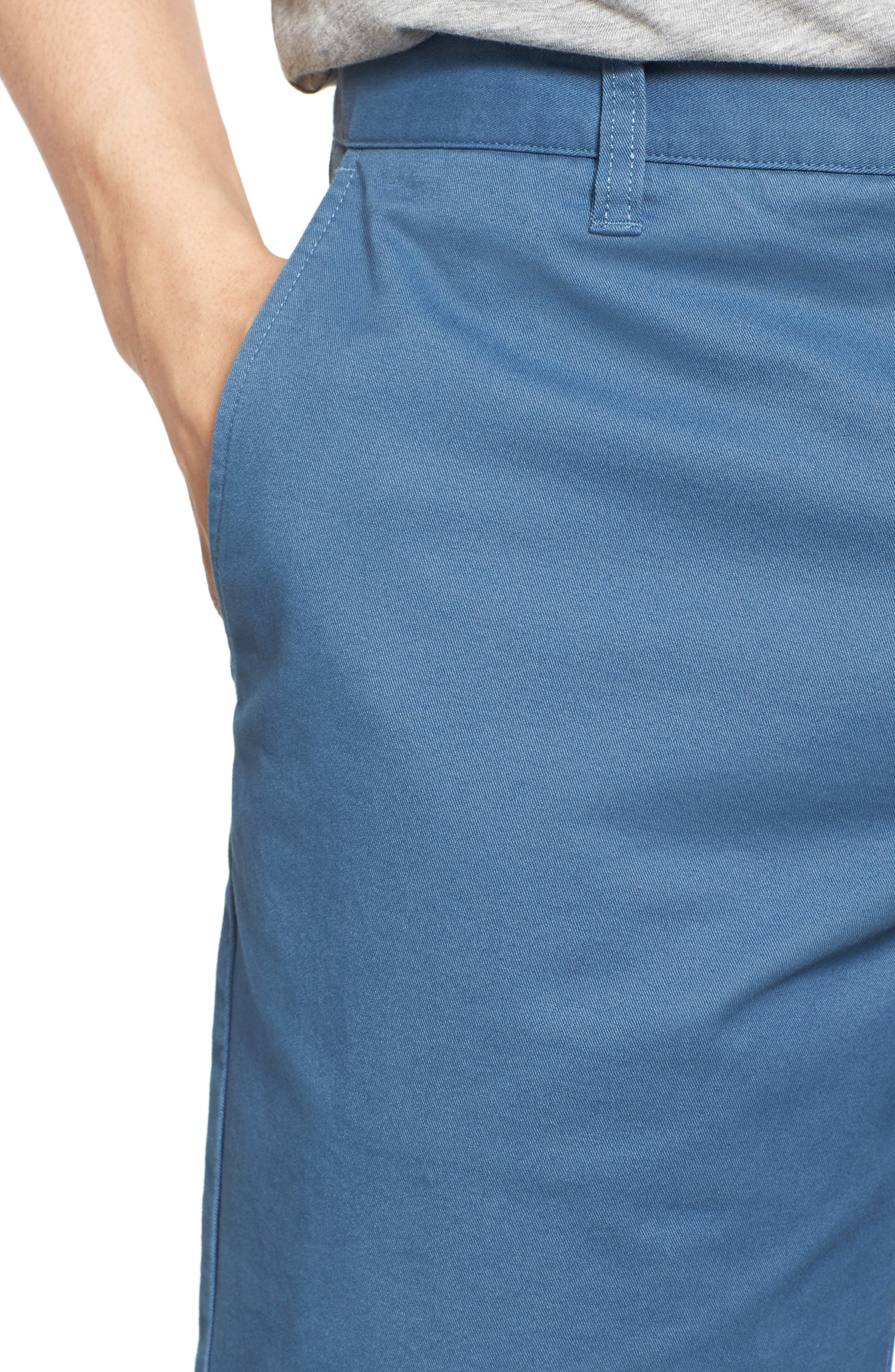 Stretch Washed Chino 7-Inch Shorts,                             Alternate thumbnail 87, color,