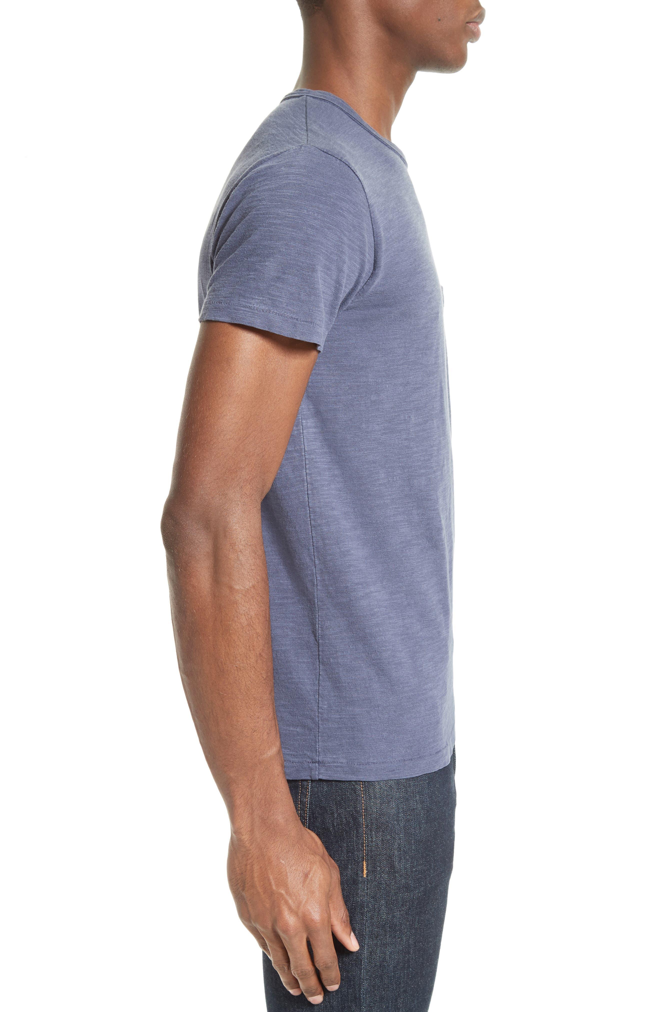 'Classic' Pocket T-Shirt,                             Alternate thumbnail 11, color,