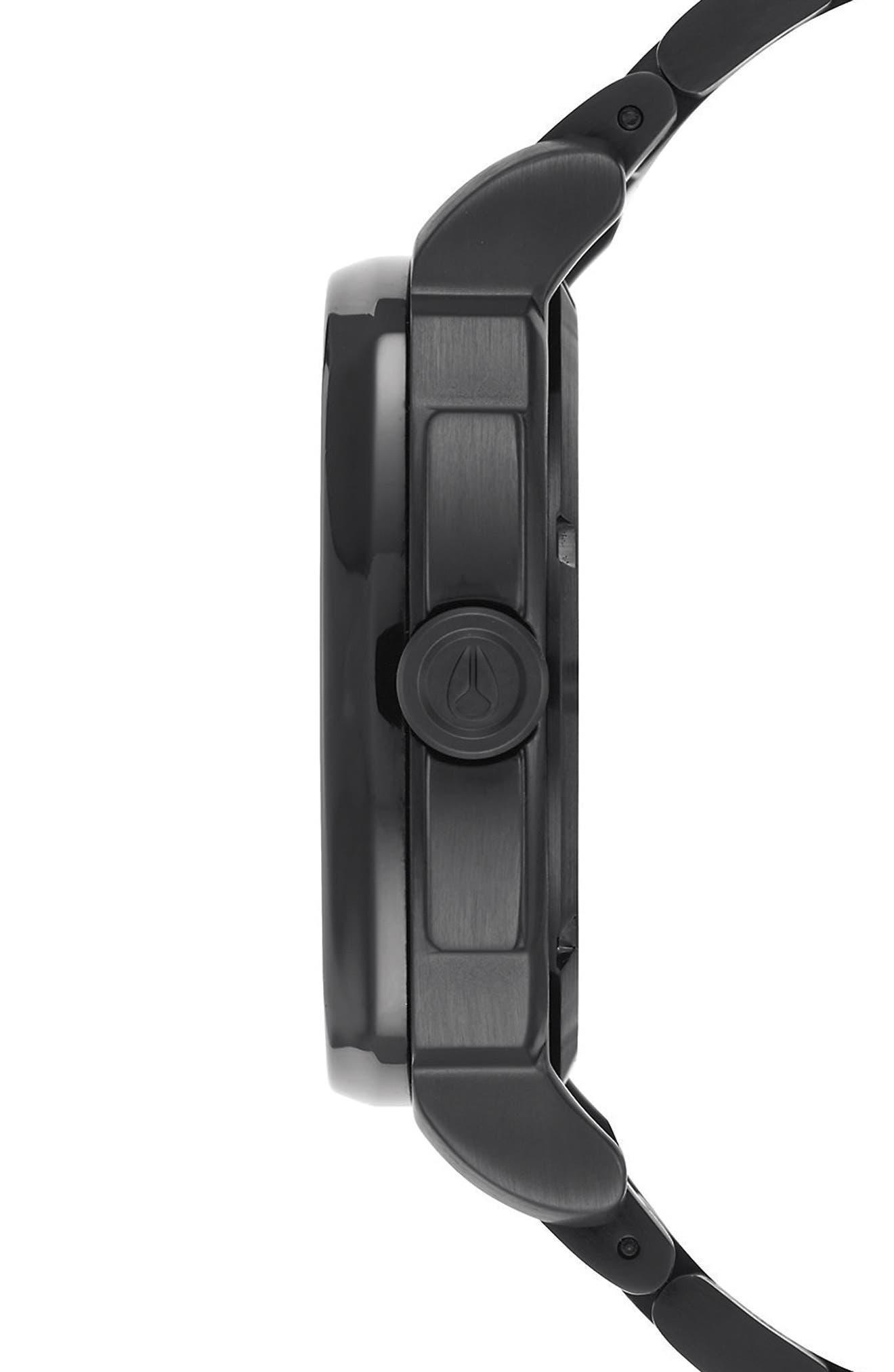 Charger Bracelet Watch, 42mm,                             Alternate thumbnail 3, color,                             003