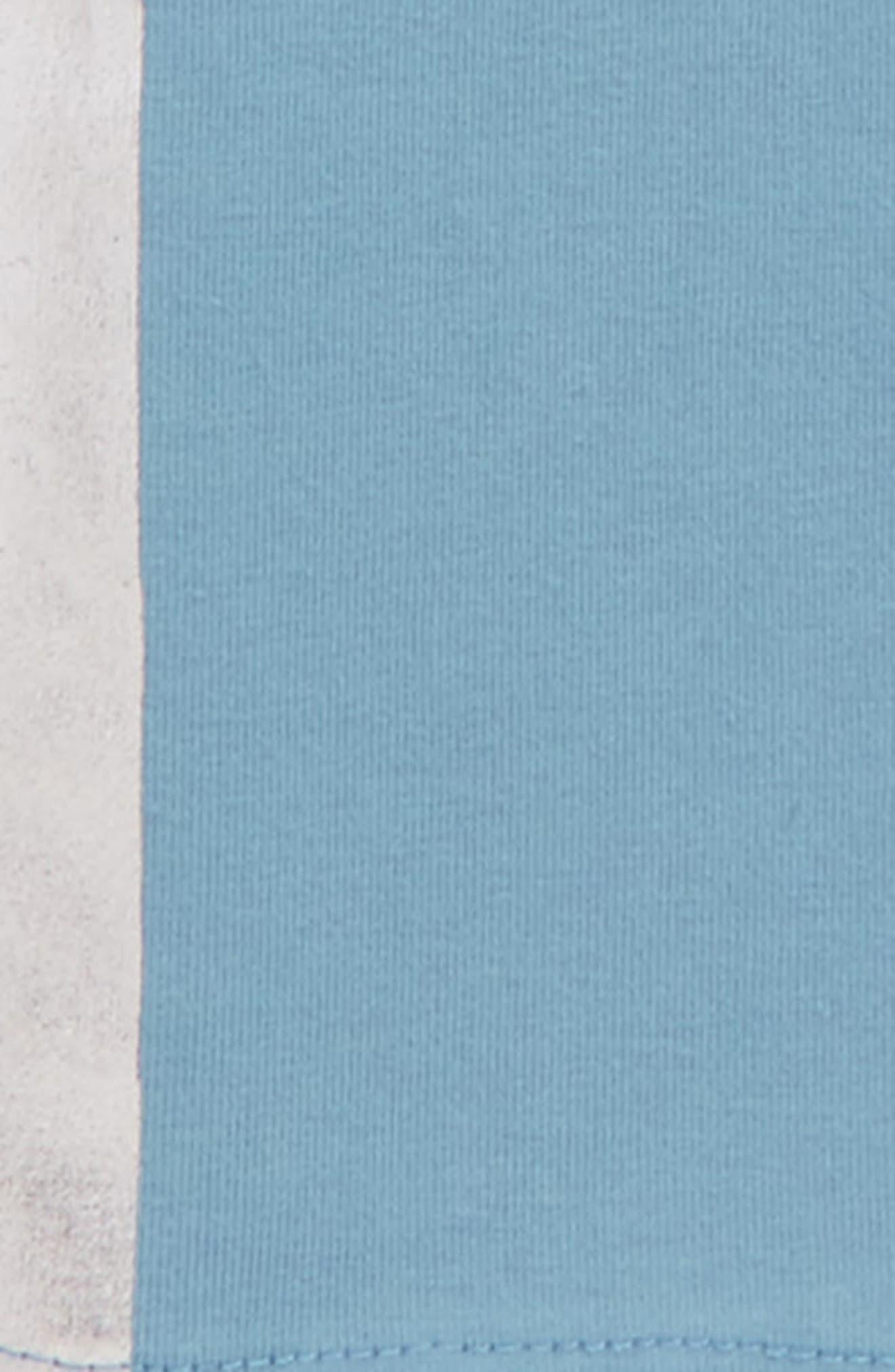 Metallic Block Leggings,                             Alternate thumbnail 2, color,