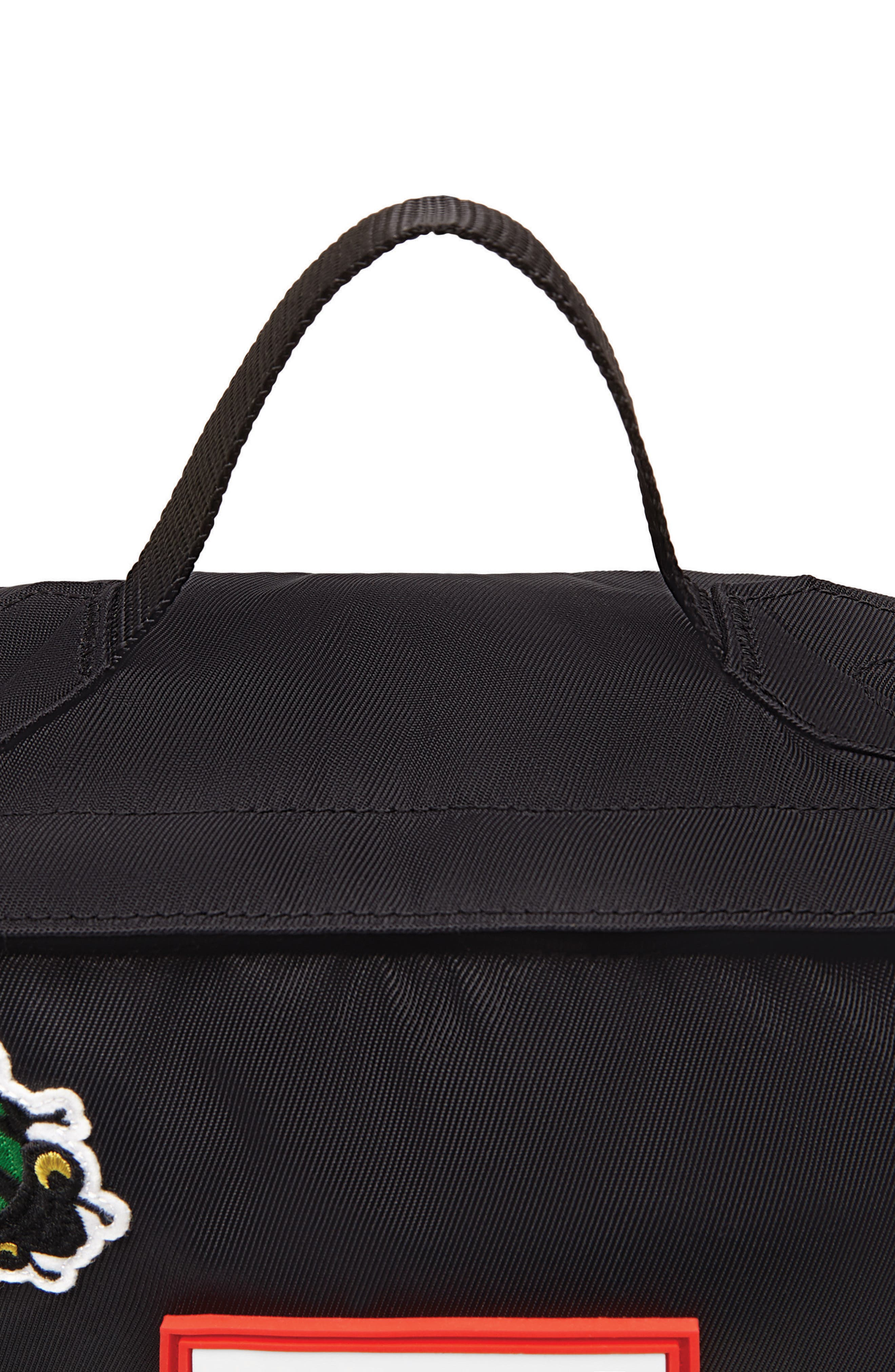 Original Ladybug Water Resistant Backpack,                             Alternate thumbnail 5, color,                             LADYBIRD PRINT