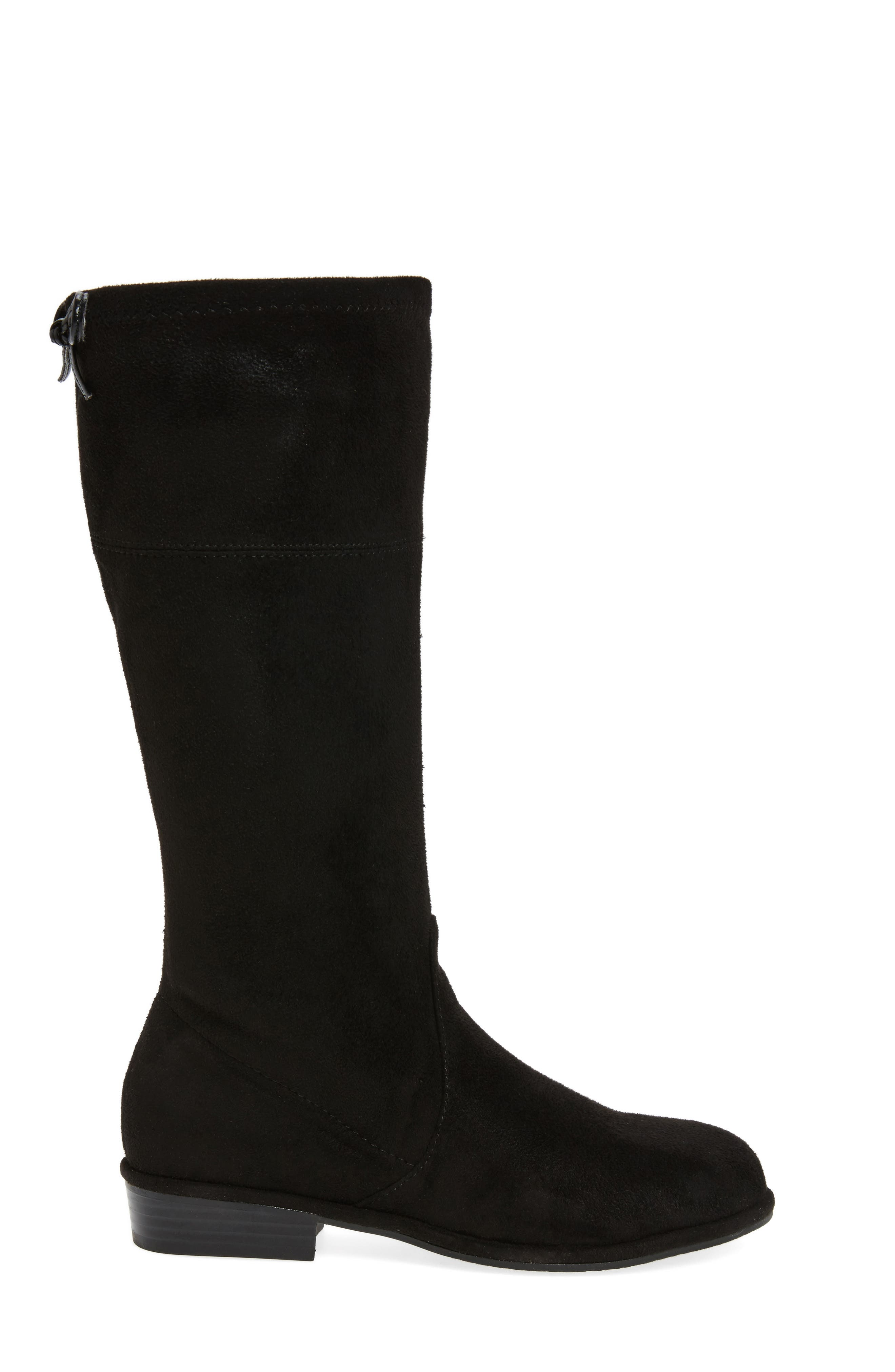 Lowland Bow Riding Boot,                             Alternate thumbnail 5, color,