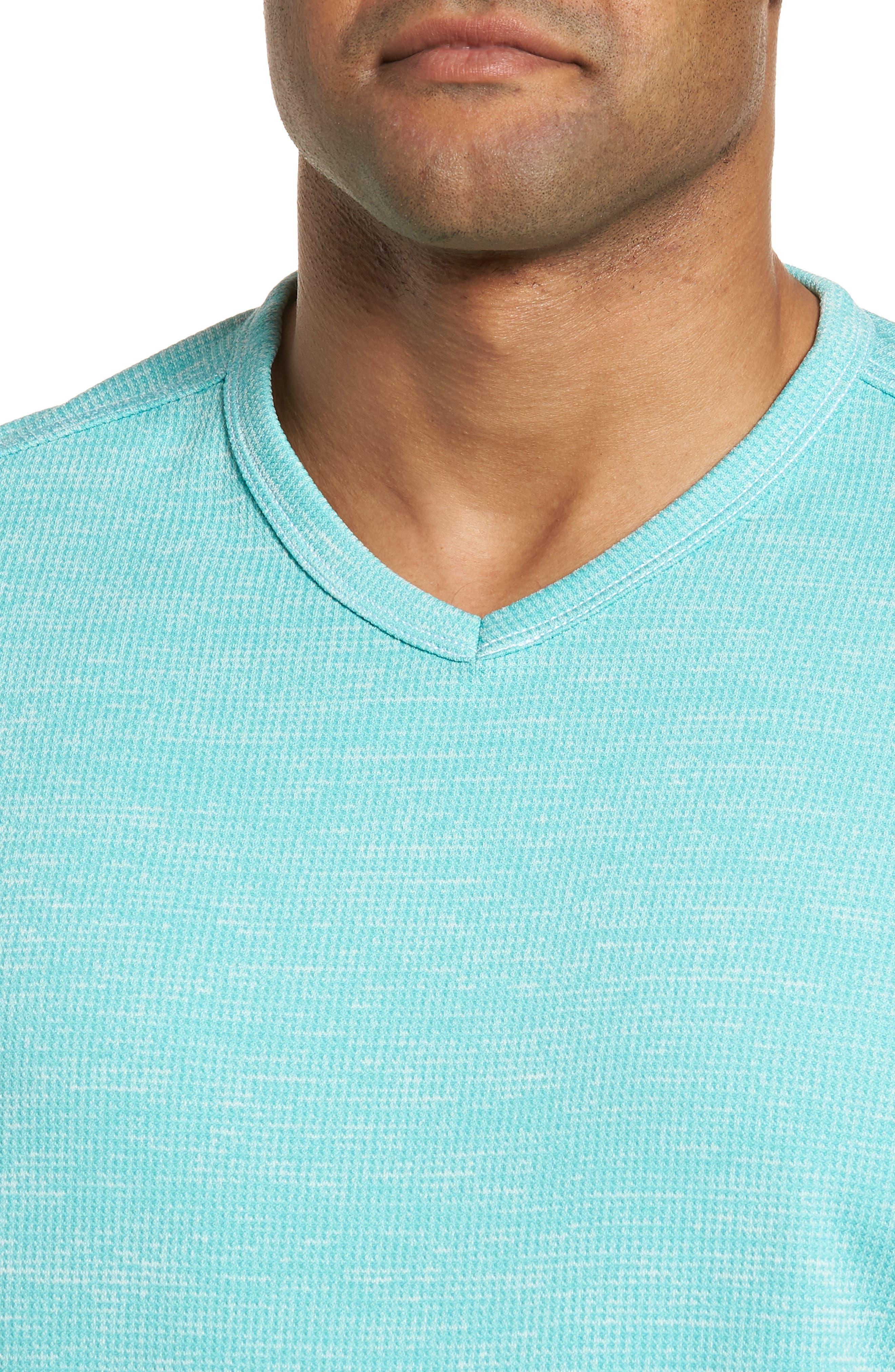 Sand Key V-Neck T-Shirt,                             Alternate thumbnail 27, color,