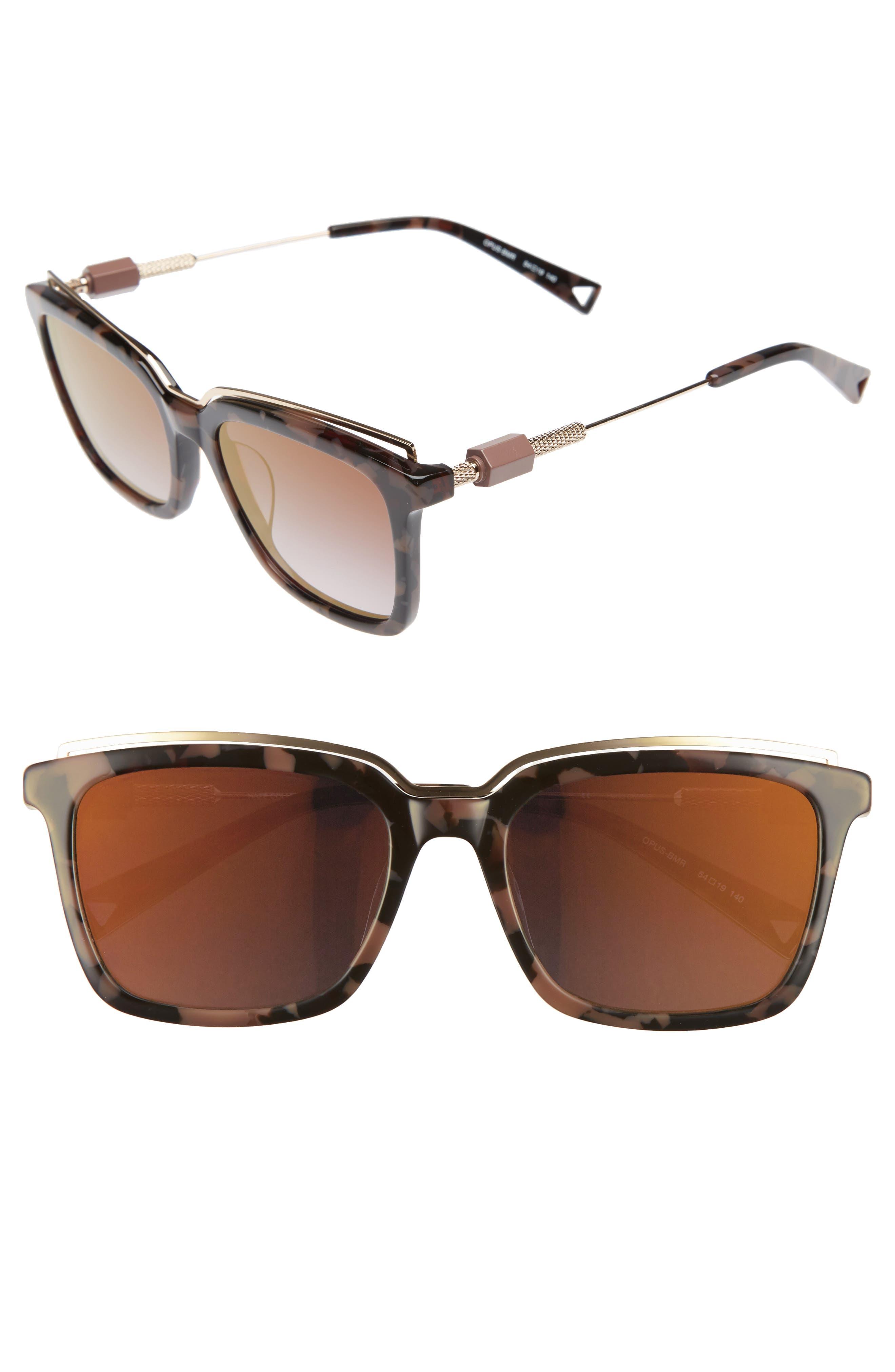 Opus 54mm Sunglasses,                             Main thumbnail 2, color,