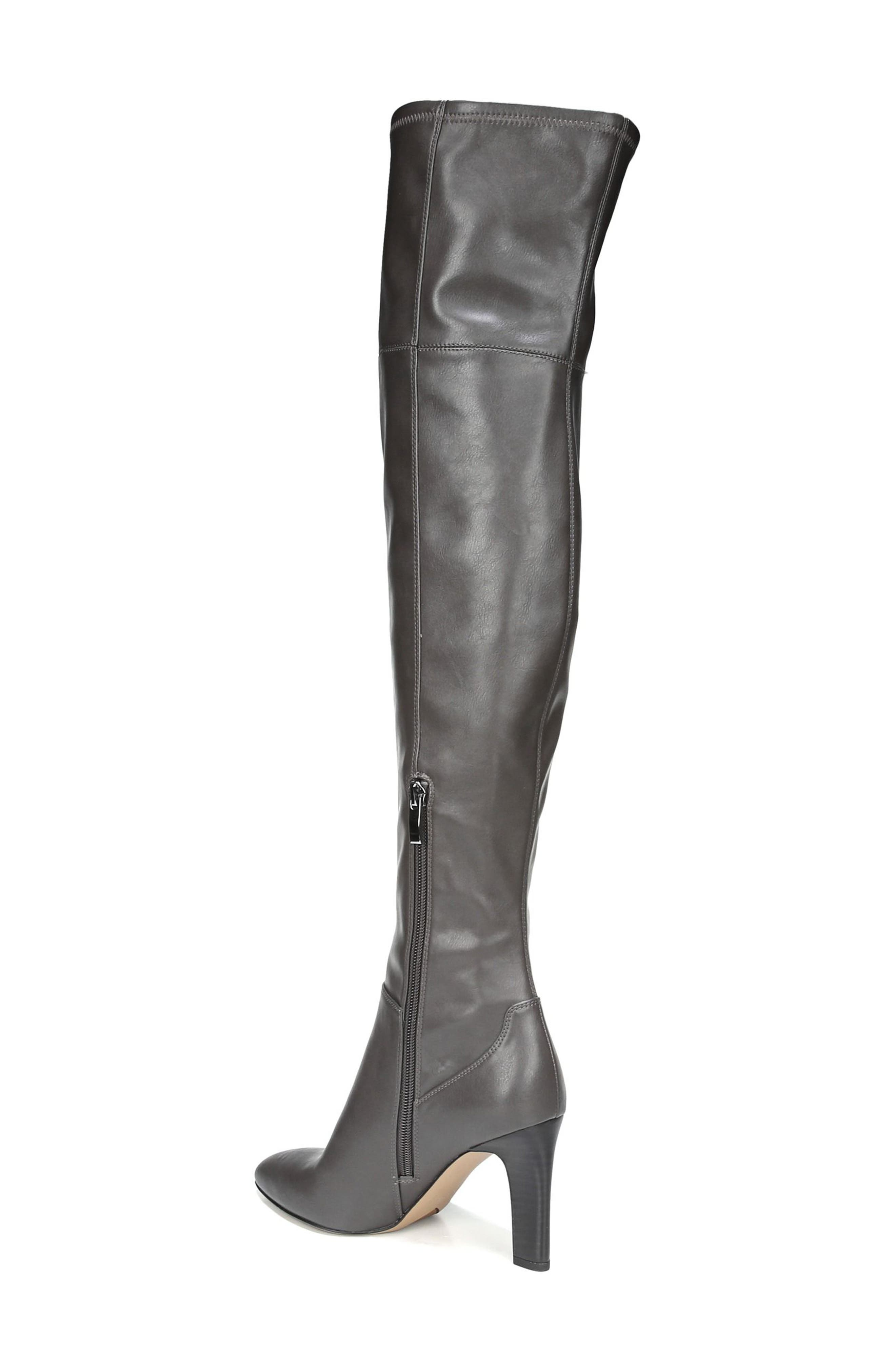 Freda Over the Knee Boot,                             Alternate thumbnail 8, color,