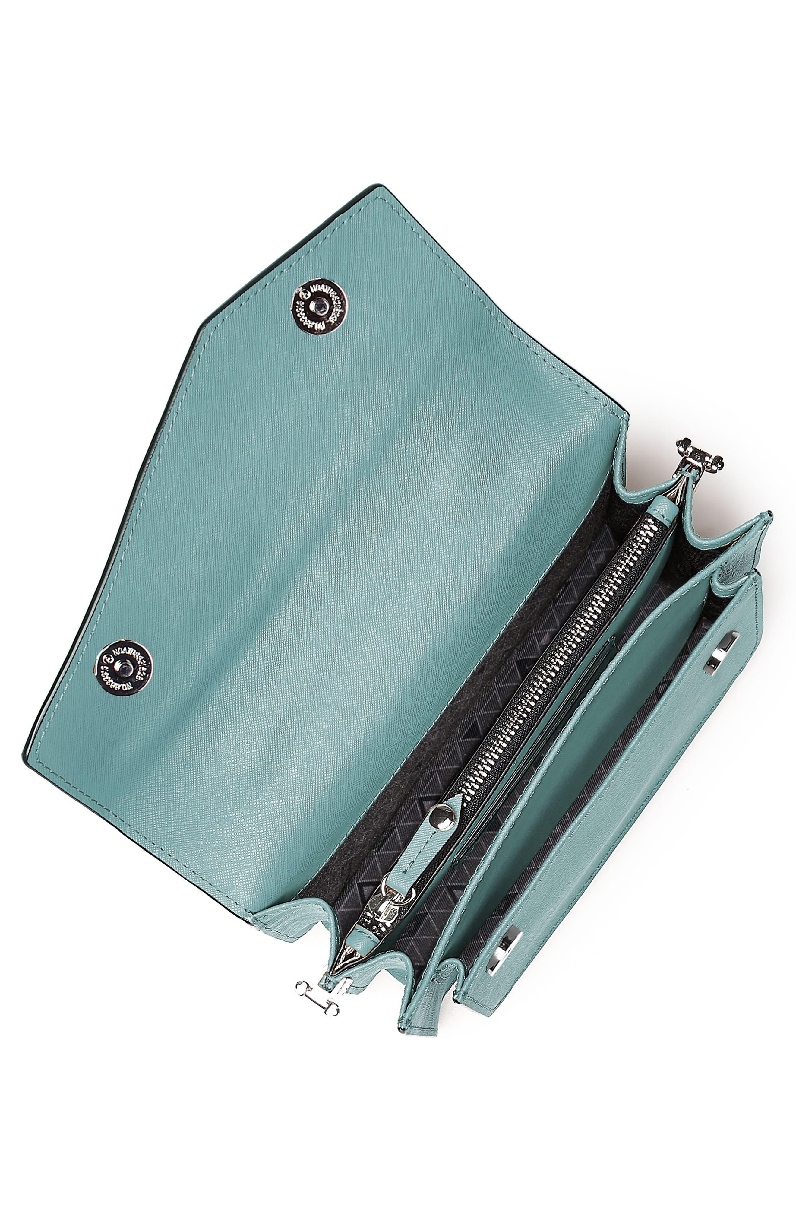 Cobble Hill Leather Crossbody Bag,                             Alternate thumbnail 85, color,