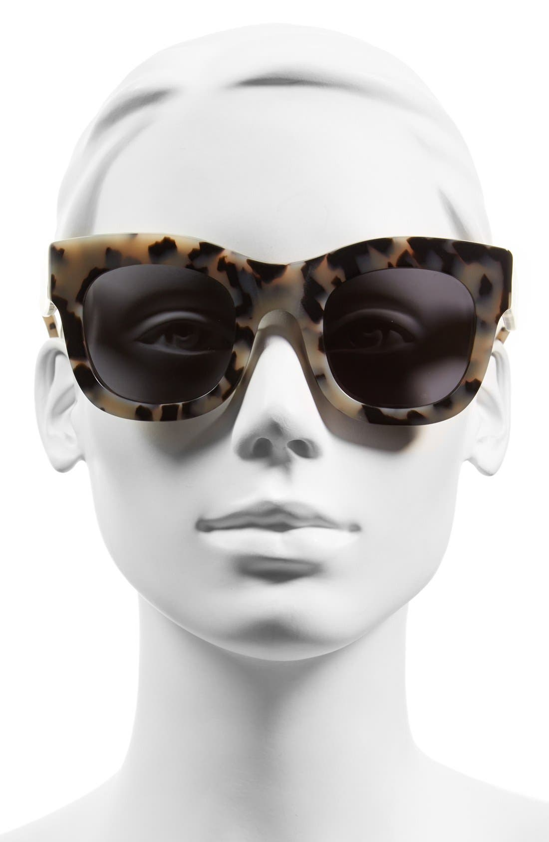 'Hamilton' 49mm Retro Sunglasses,                             Alternate thumbnail 15, color,