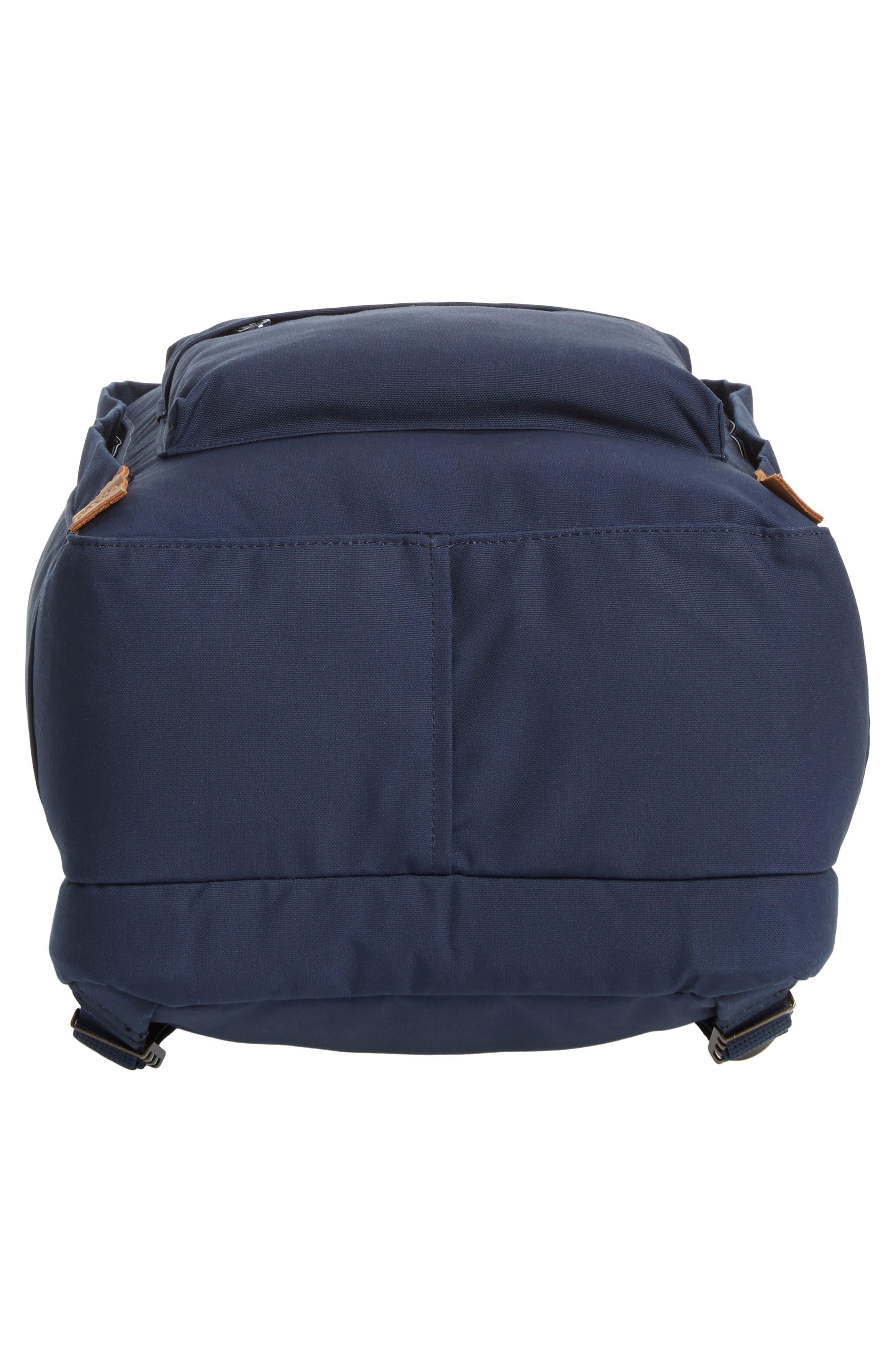 """Kånken No. 2 15"""" Laptop Backpack,                             Alternate thumbnail 6, color,                             NAVY"""