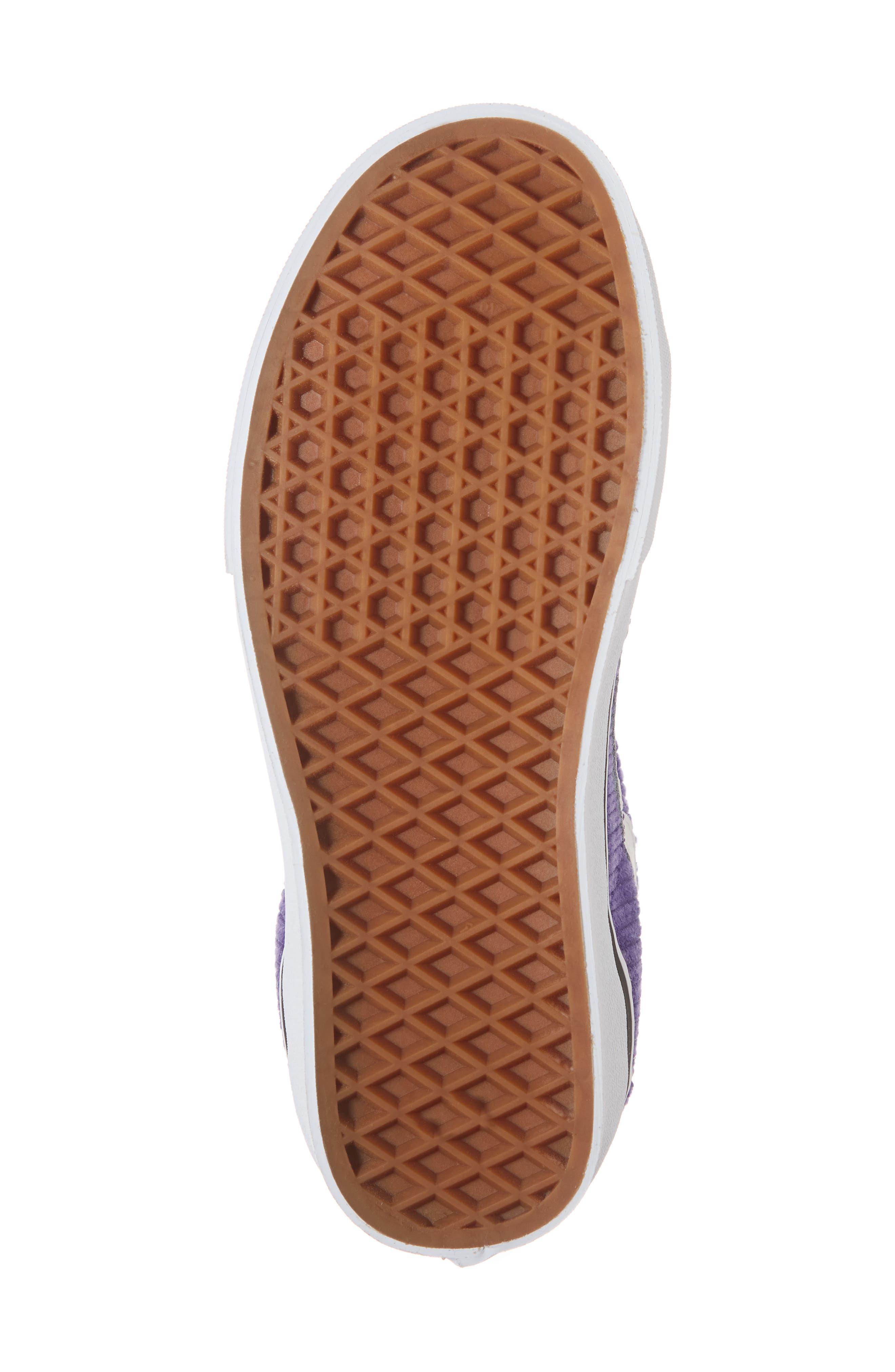 UA Sk8-Hi Design Assembly Sneaker,                             Alternate thumbnail 6, color,                             501