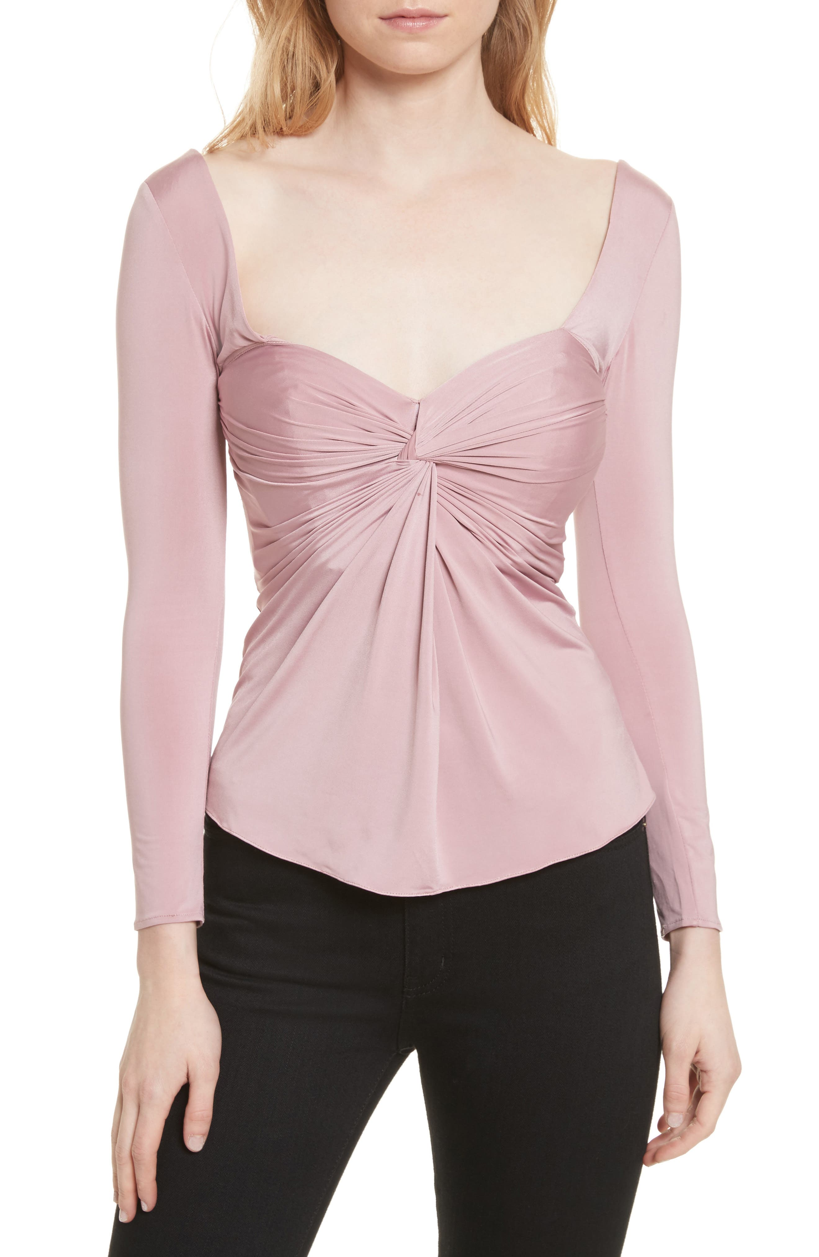 Alle Twist Front Top,                         Main,                         color, 662