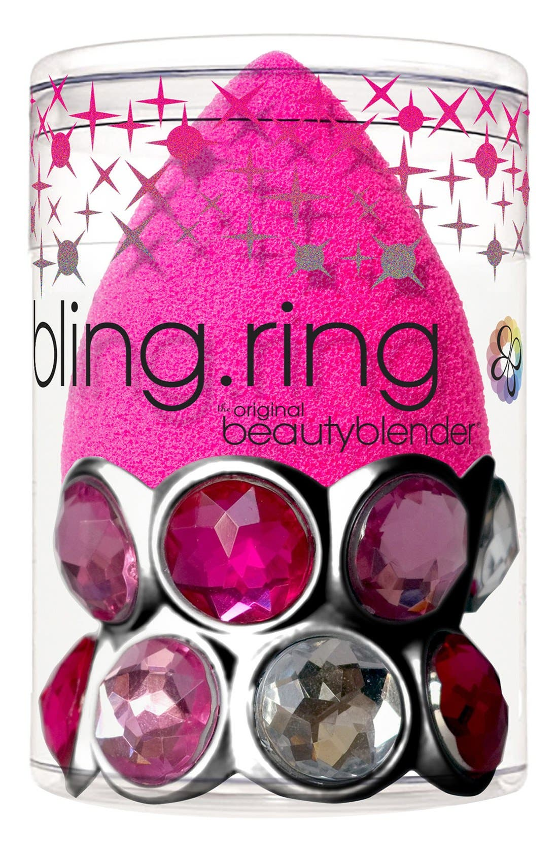 BEAUTYBLENDER<SUP>®</SUP>,                             'bling.ring' Original Makeup Sponge Applicator Kit,                             Alternate thumbnail 2, color,                             000