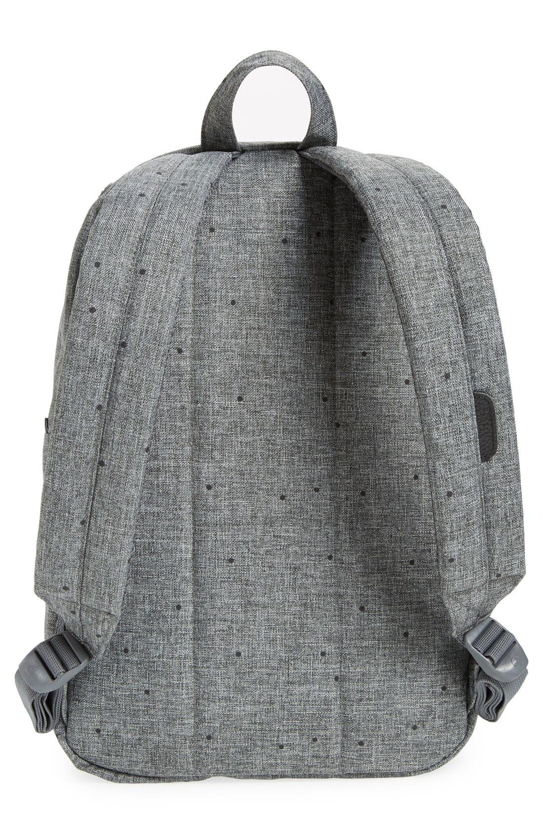 'Settlement - Mid-Volume Raven' Backpack,                             Alternate thumbnail 5, color,                             001