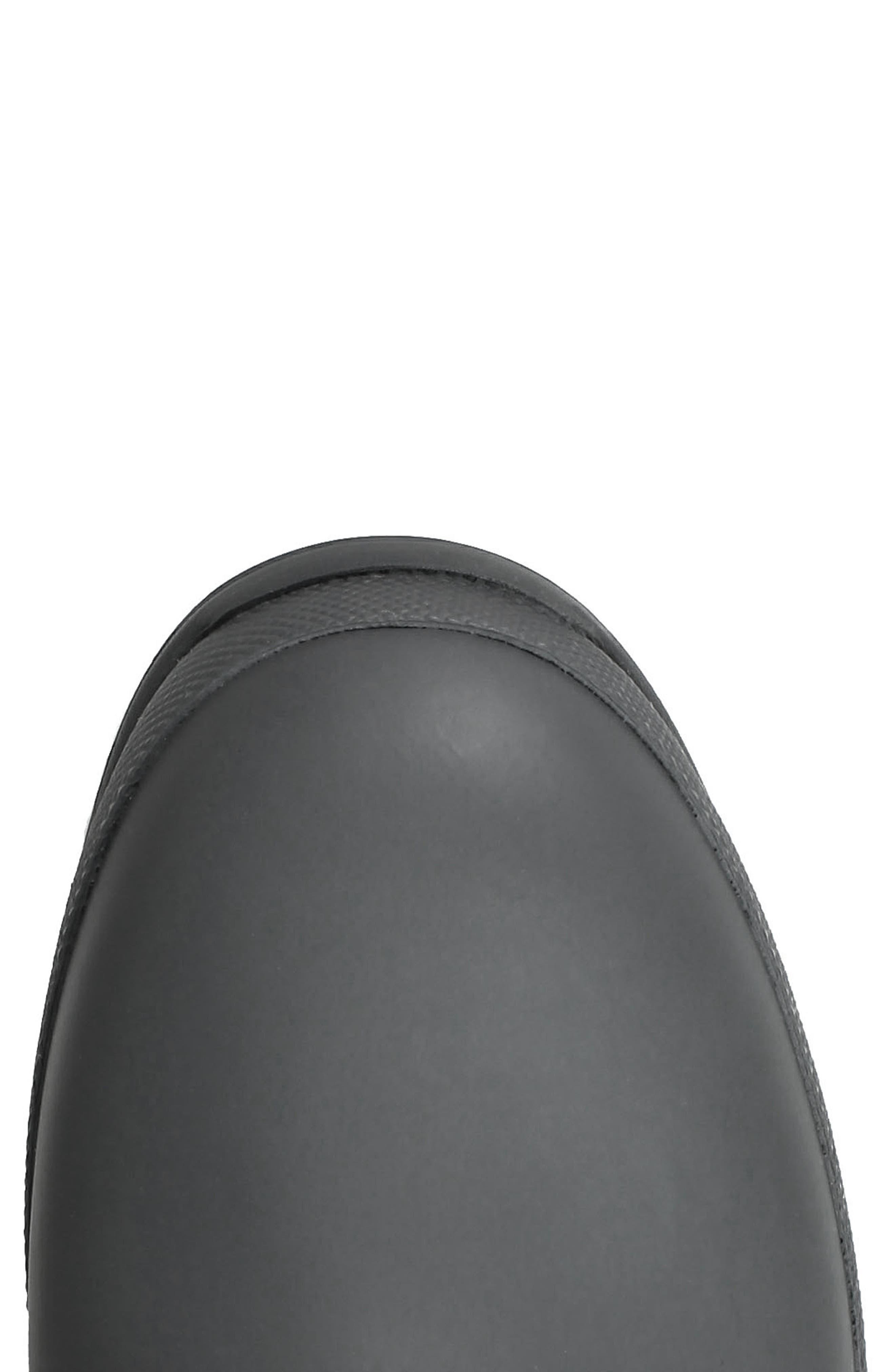 Crandall Waterproof Tall Boot,                             Alternate thumbnail 7, color,                             DARK GREY