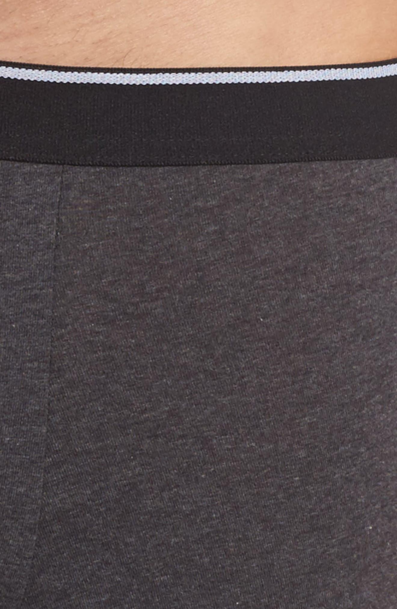 3-Pack Stretch Cotton Boxer Briefs,                             Alternate thumbnail 14, color,