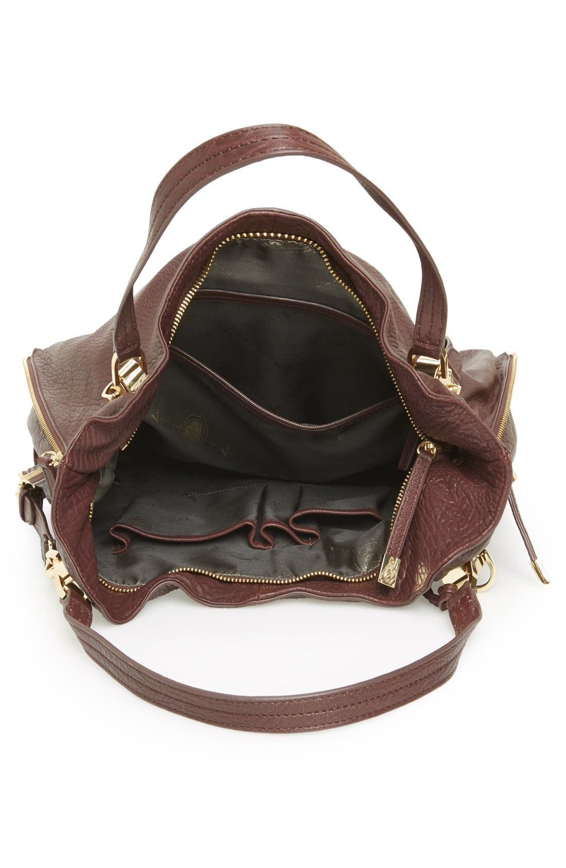 'Riley' Leather Tote,                             Alternate thumbnail 56, color,
