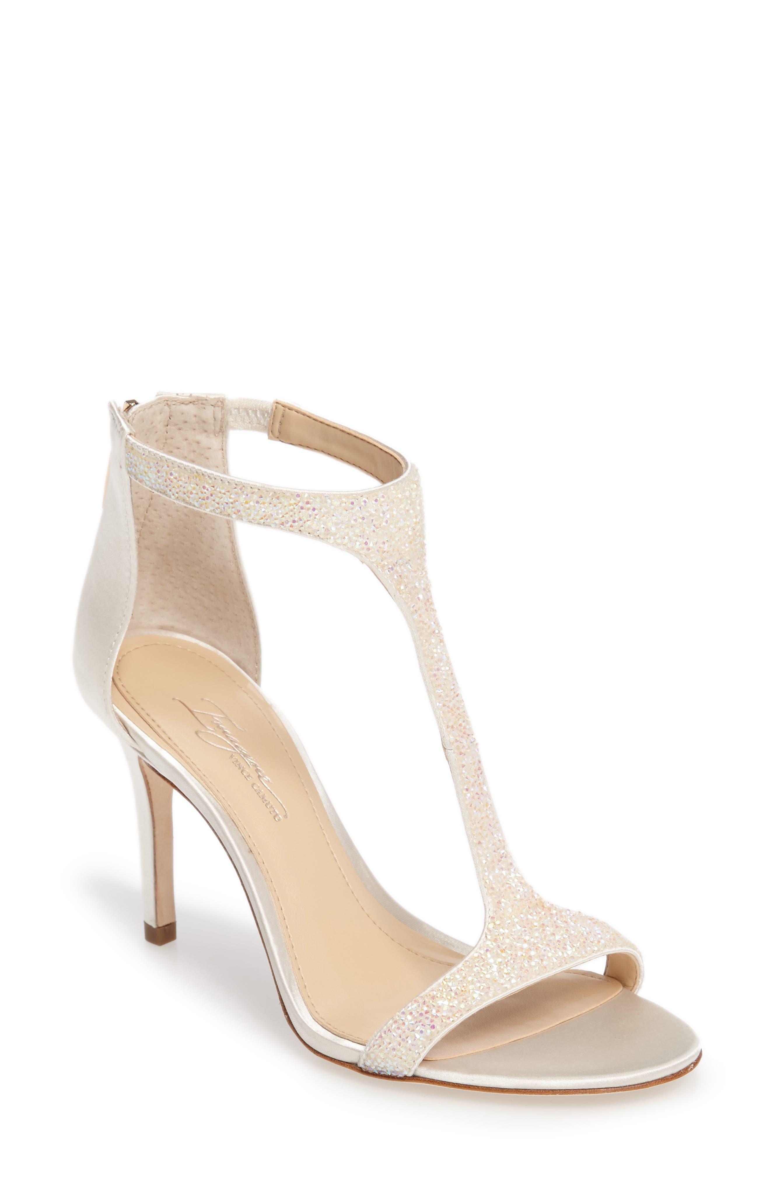 'Phoebe' Embellished T-Strap Sandal,                             Alternate thumbnail 20, color,