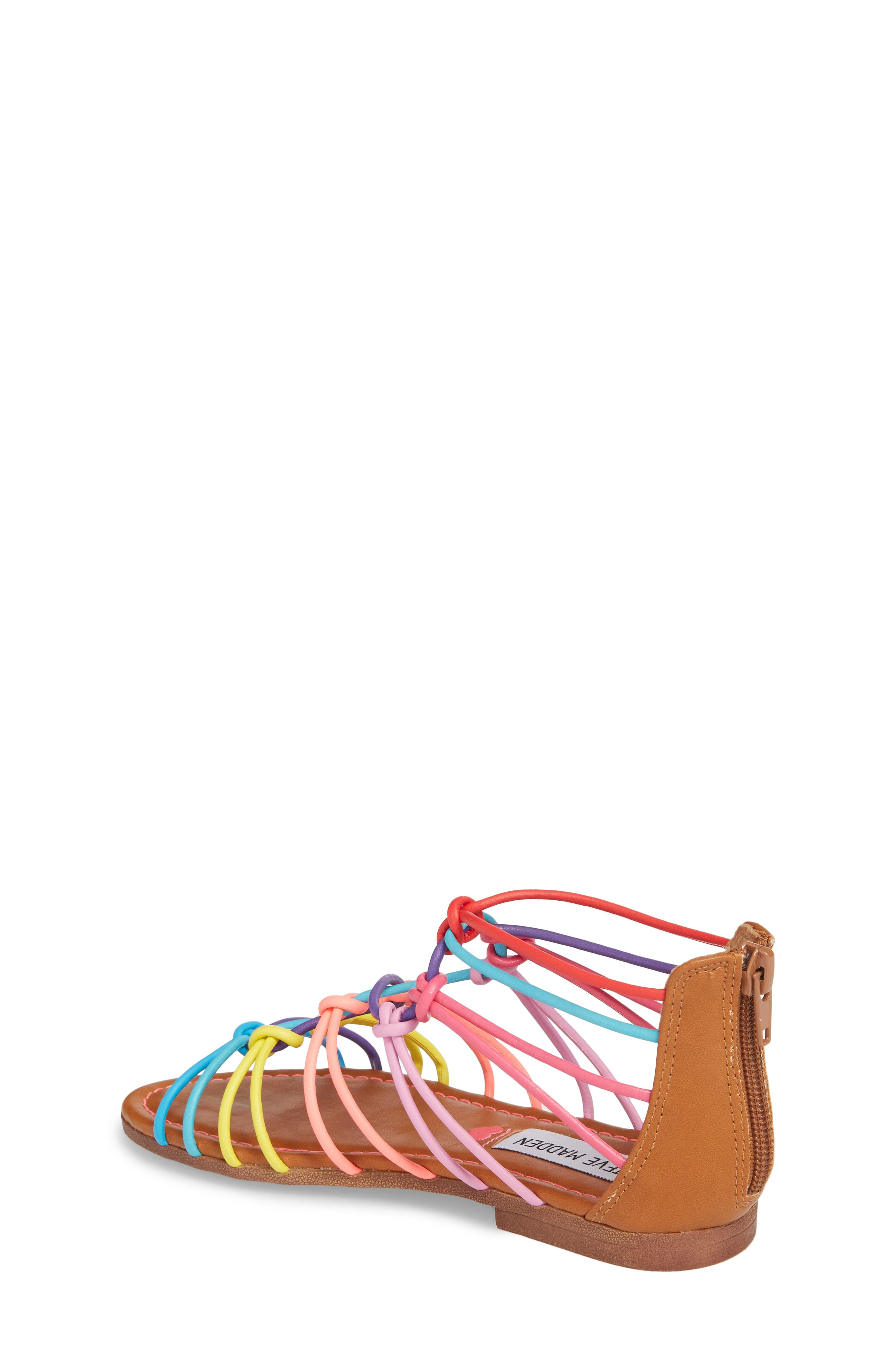 Mystery Strappy Sandal,                             Alternate thumbnail 2, color,                             650